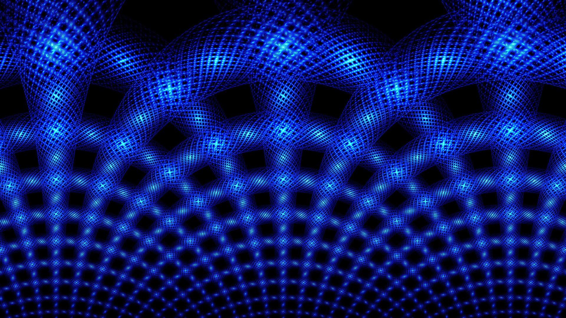 hd pics photos neon blue light glowing desktop background wallpaper