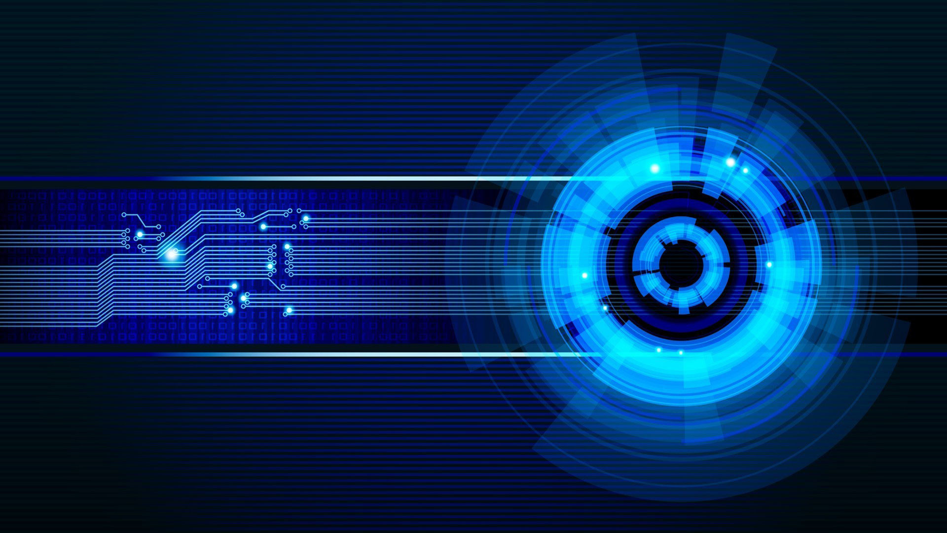 hd pics photos blue circuit digital technology desktop background wallpaper