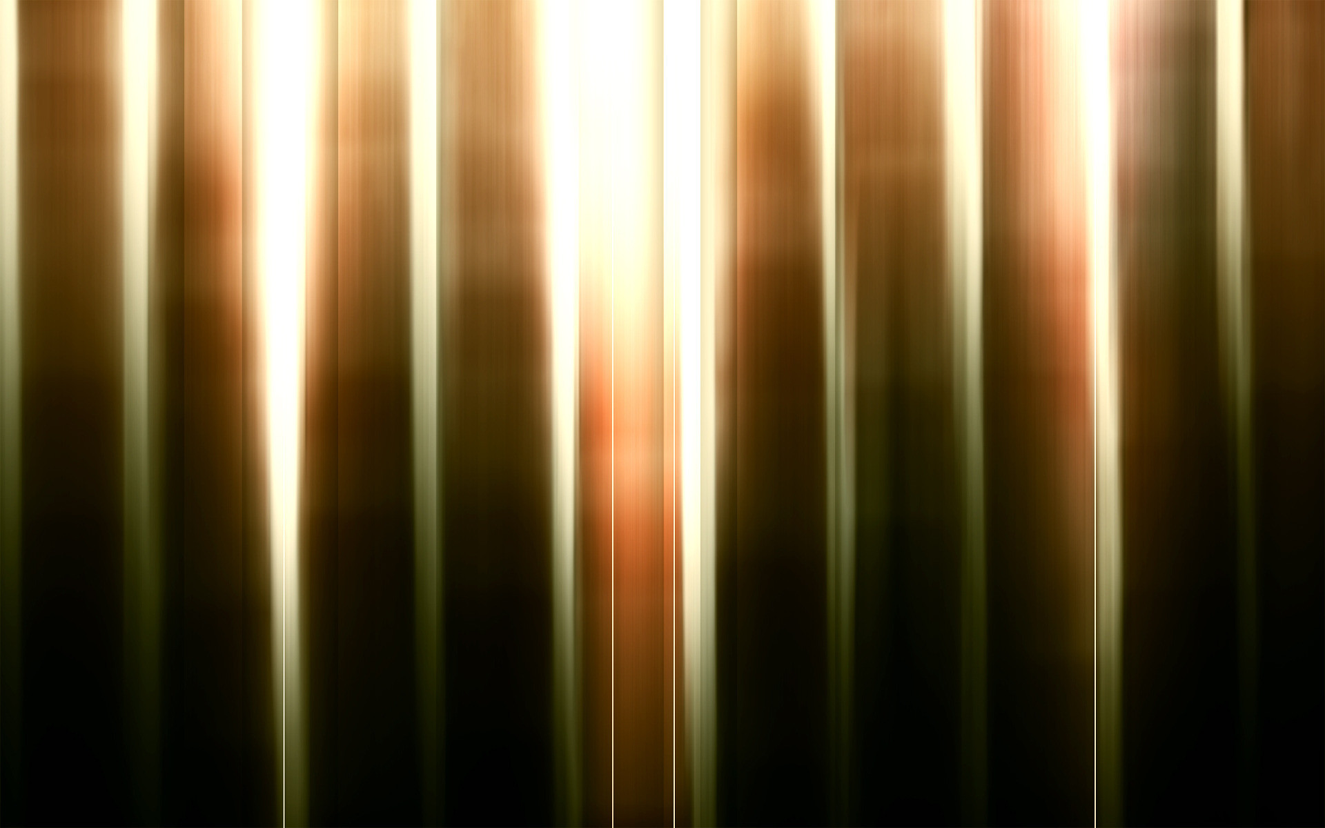 Abstract Brown Light Stripes