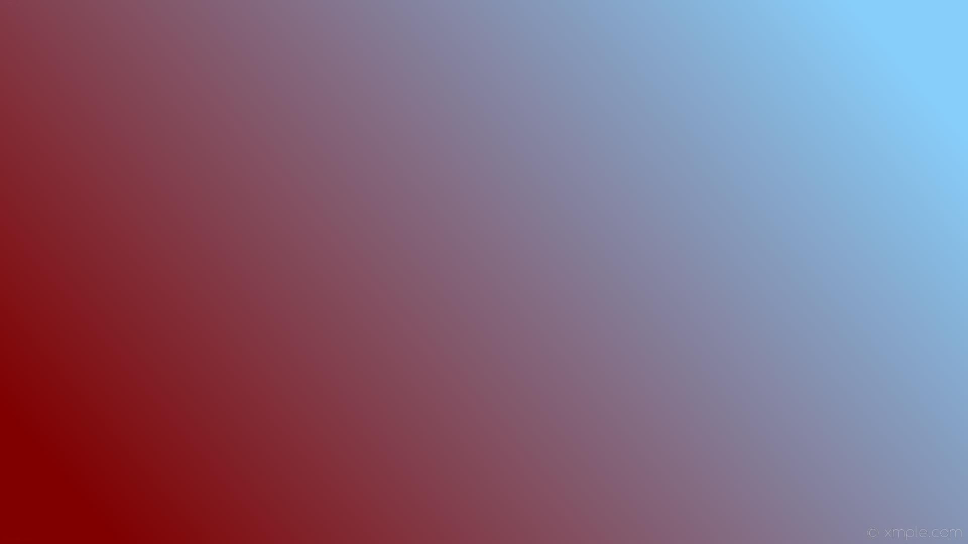 wallpaper brown blue gradient linear light sky blue maroon #87cefa #800000  15°