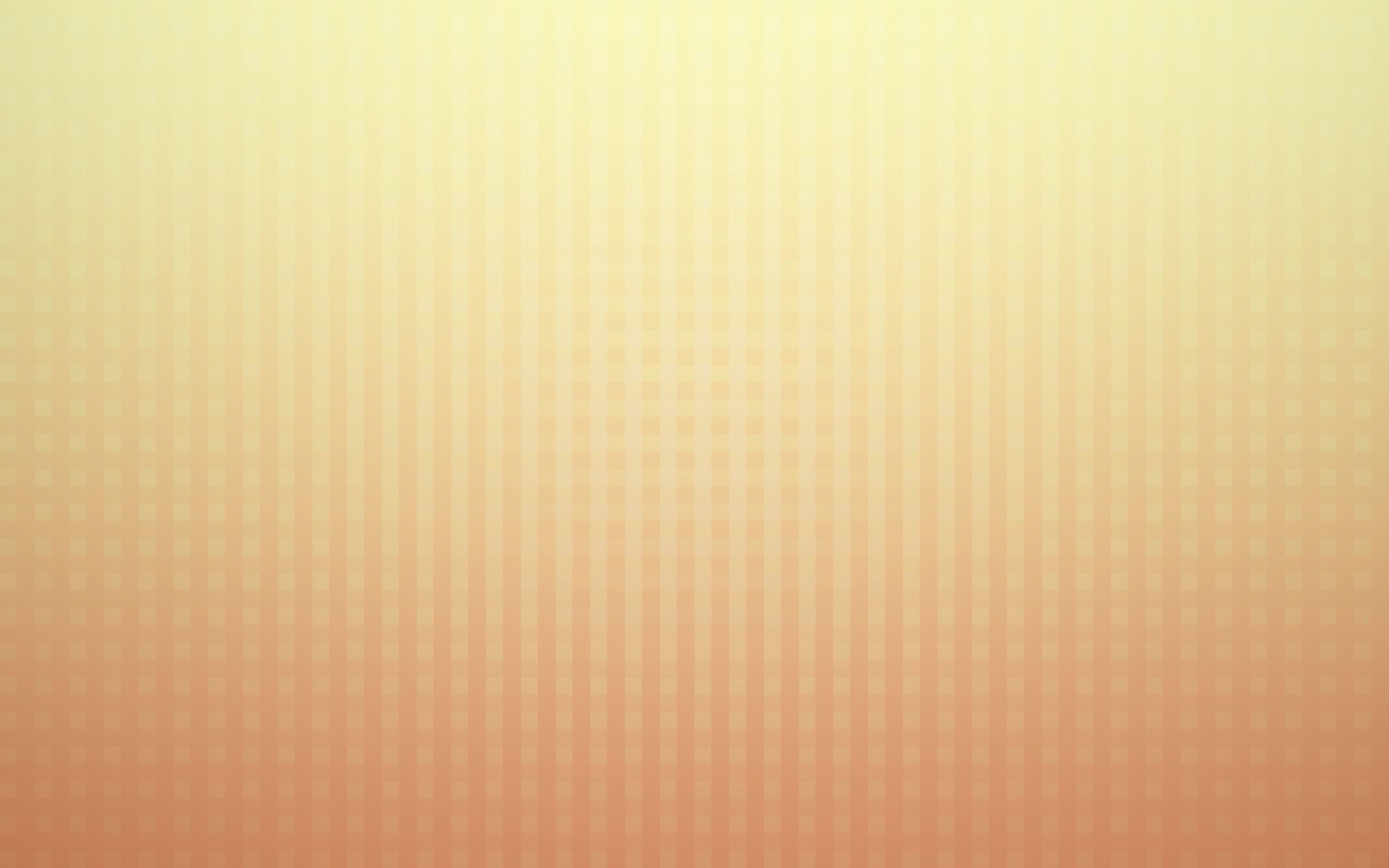 Light Orange Abstract Pattern