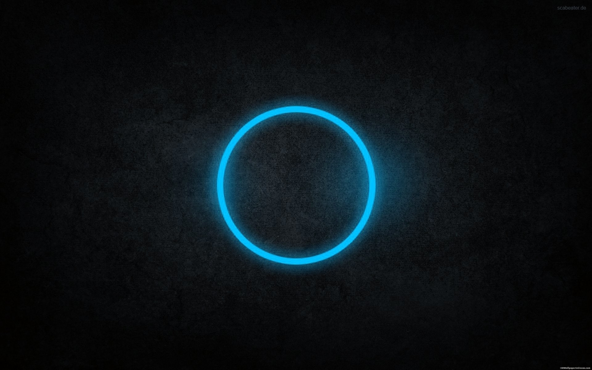 Abstract Background Black Circle Blues Phone …