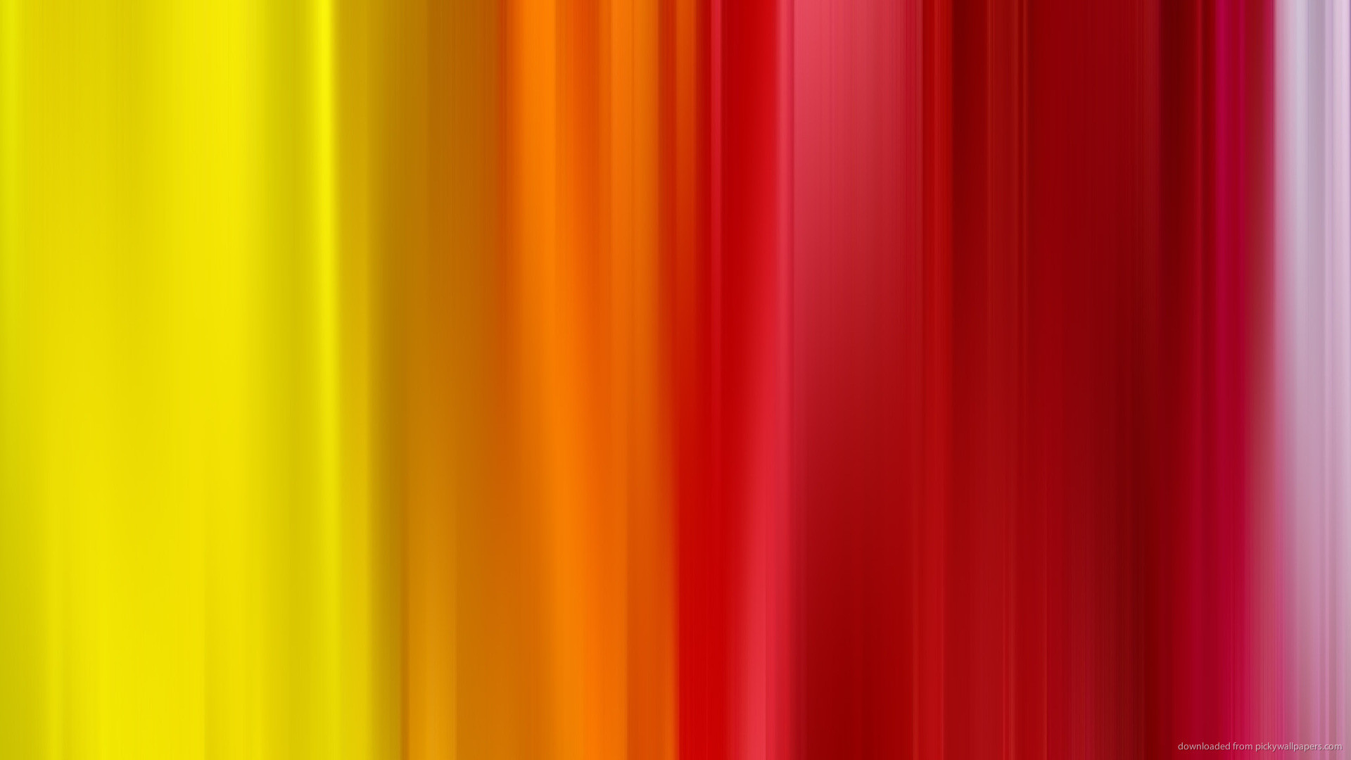 Yellow to red for 1920×1080