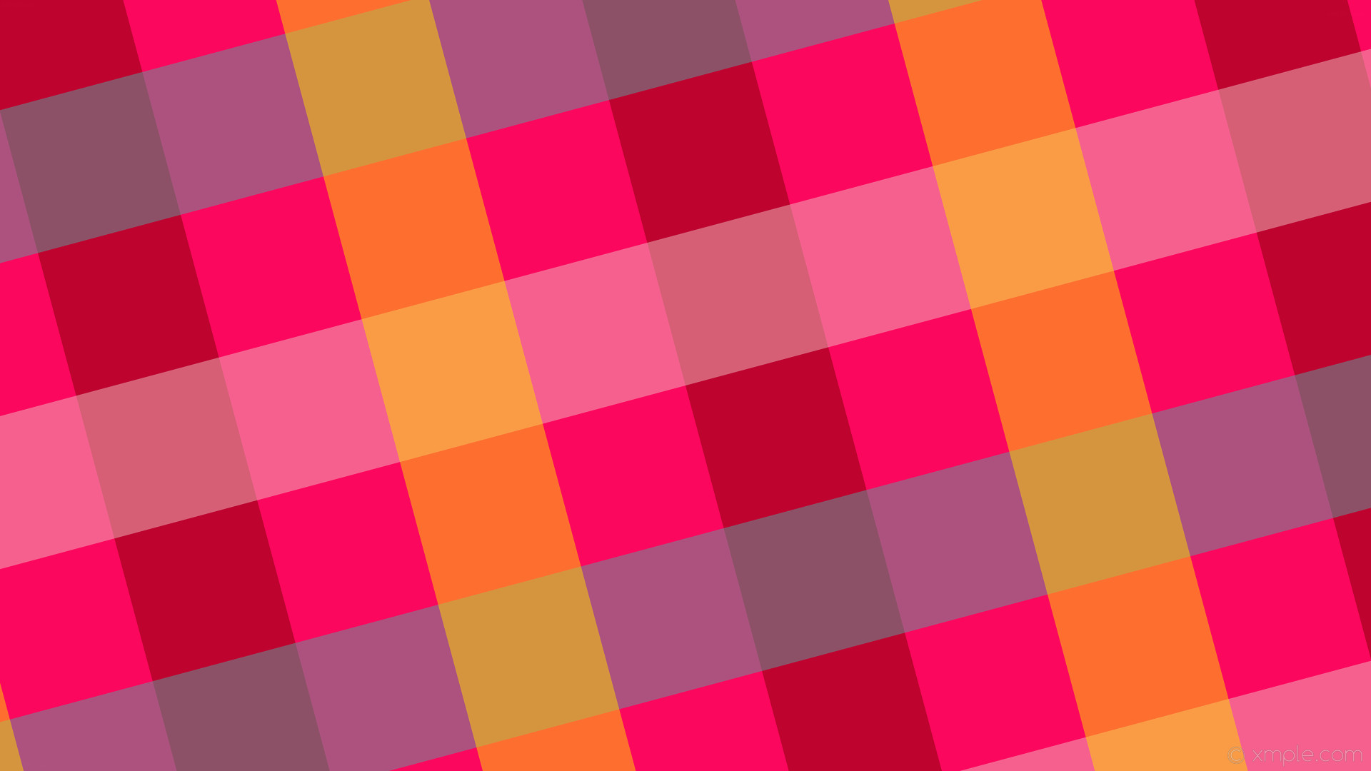 wallpaper gingham pink blue brown yellow red striped penta maroon light red  cadet blue gold #