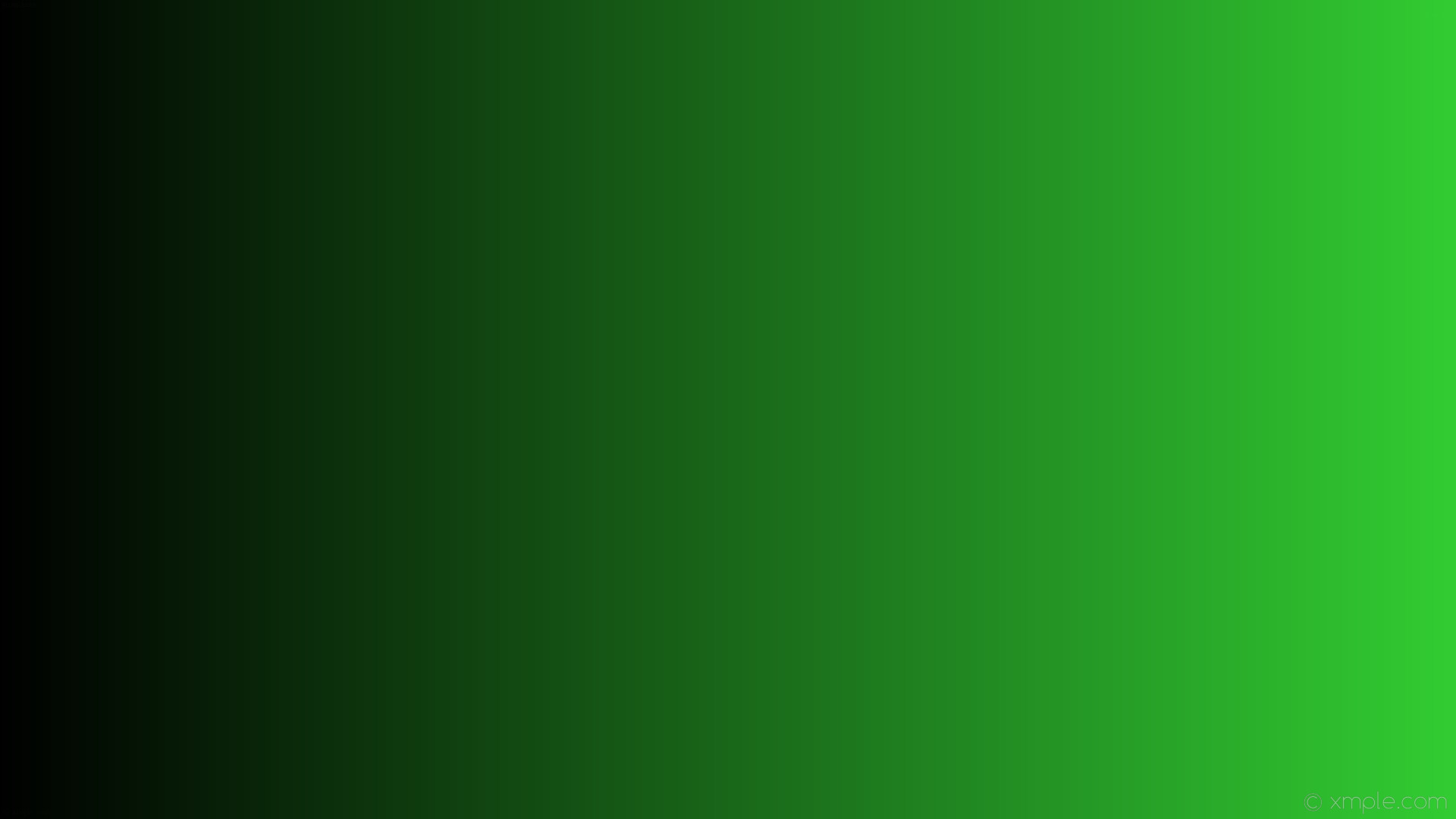 wallpaper gradient green black linear lime green #000000 #32cd32 180°