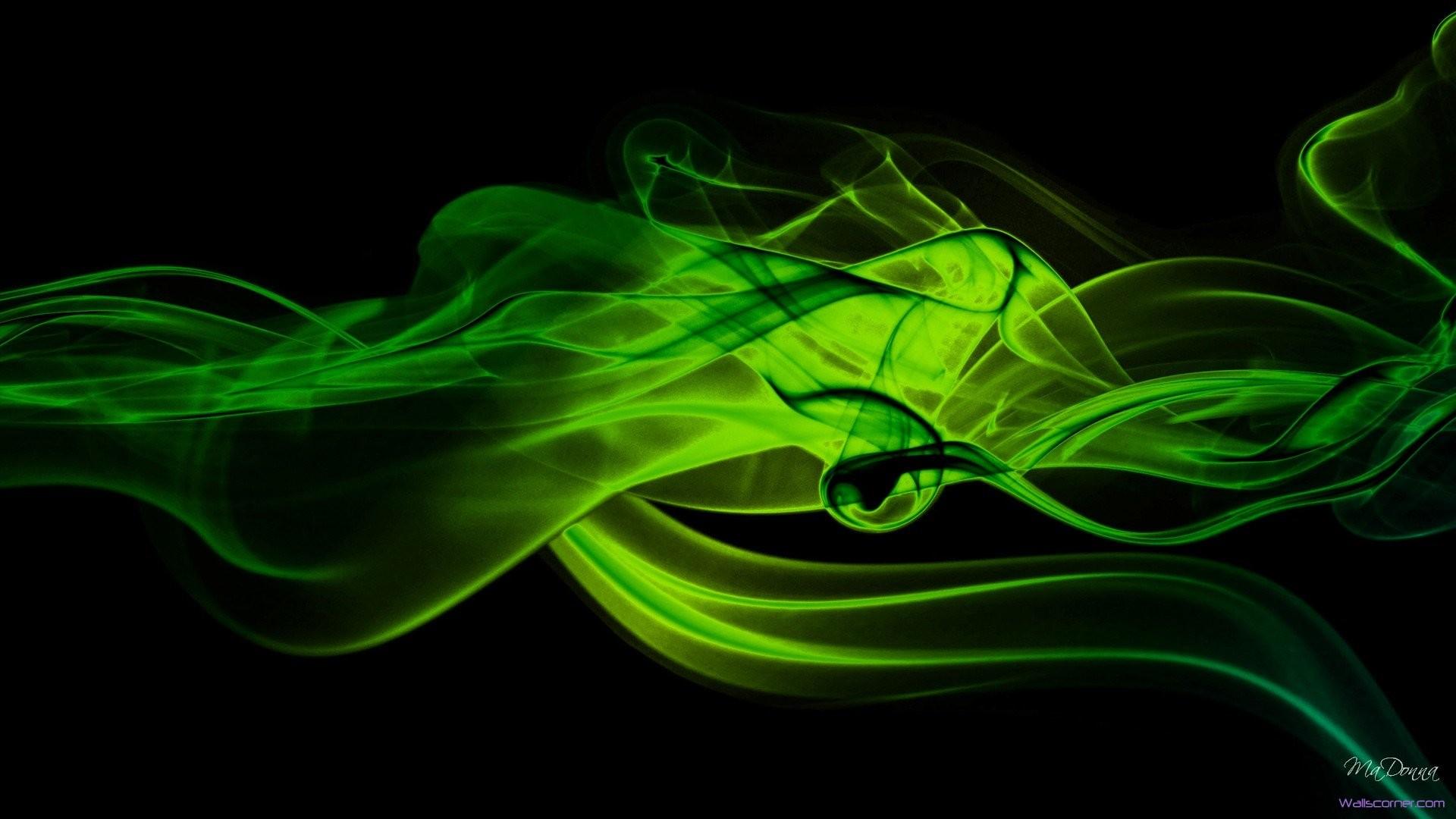 of green smoke abstract beauty green smoke abstract hd wallpaper .