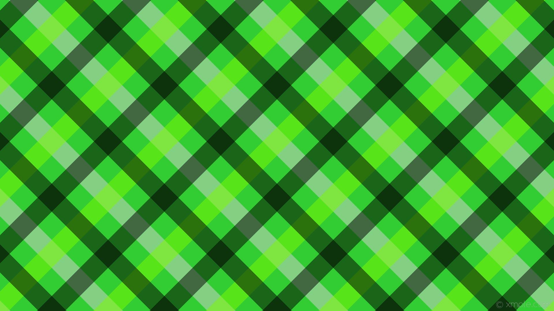 wallpaper black striped quad green gingham grey lime green light gray lawn  green #32cd32 #