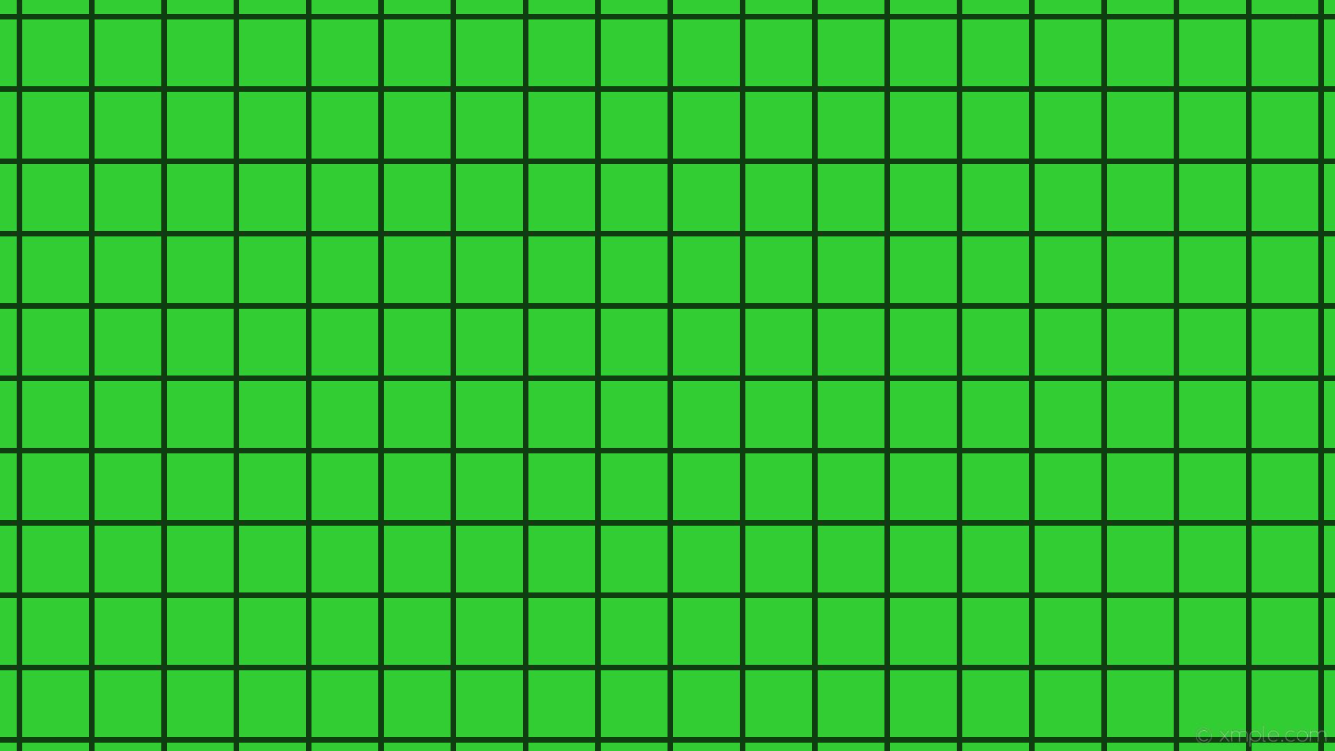 wallpaper black green grid graph paper lime green #32cd32 #000000 0° 8px  104px