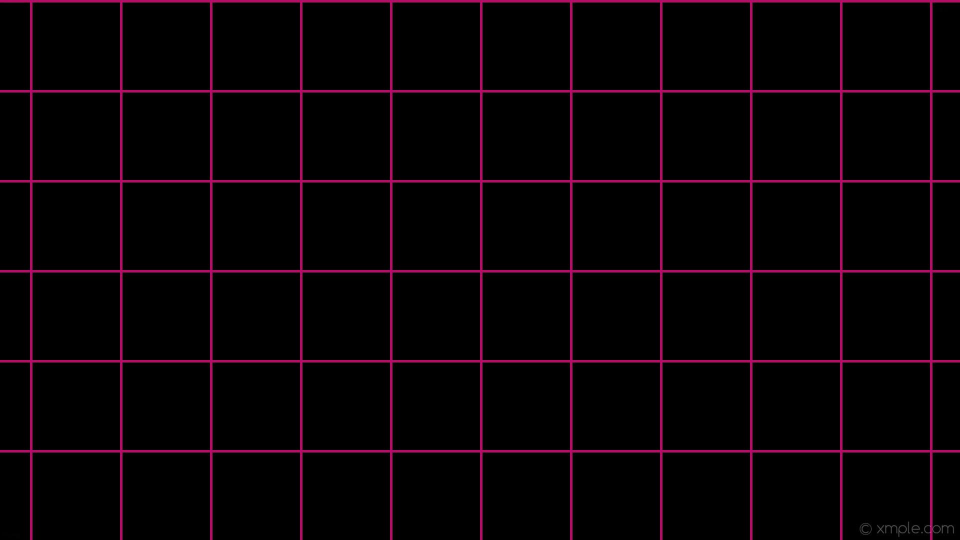 wallpaper graph paper black pink grid deep pink #000000 #ff1493 0° 5px 180px