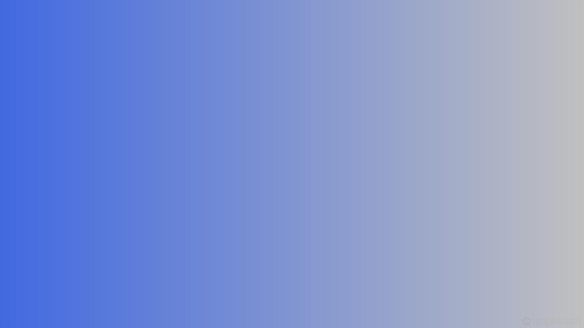 wallpaper linear gradient grey blue royal blue silver #4169e1 #c0c0c0 180°