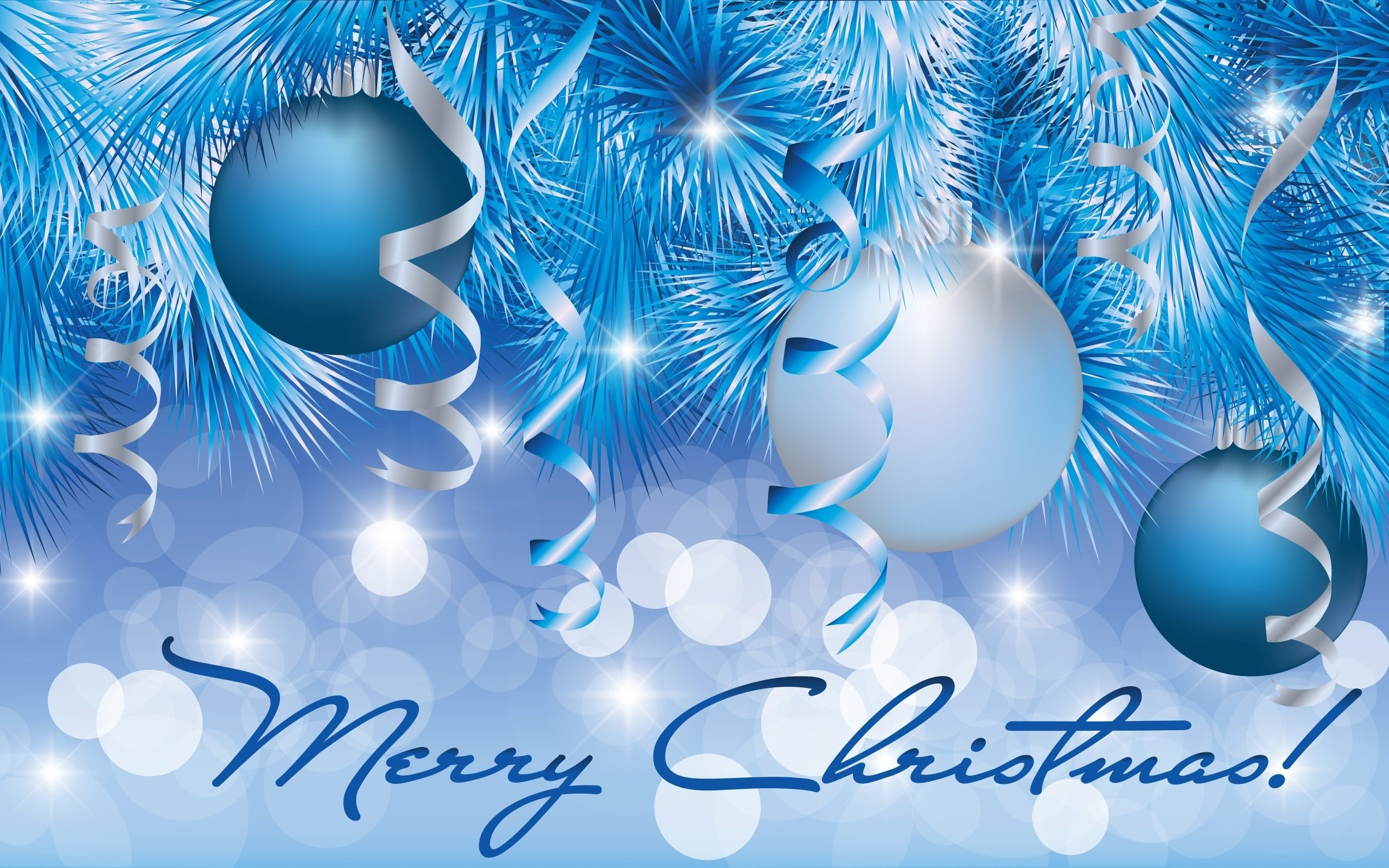 Silver Bells Wallpaper Background   Blue And Silver Christmas wallpaper –  1019184
