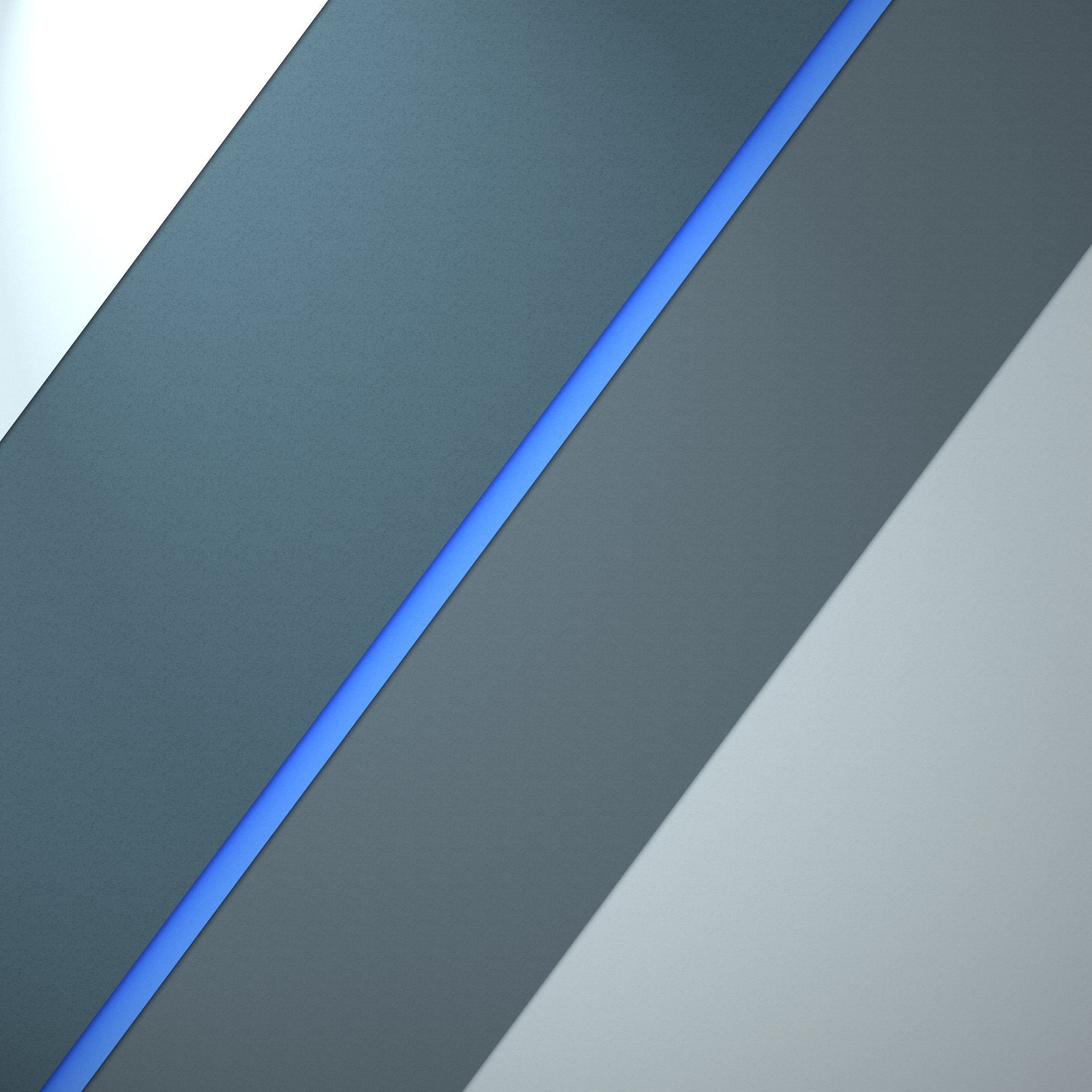 android 5.0 lollipop material design line abstraction silver blue