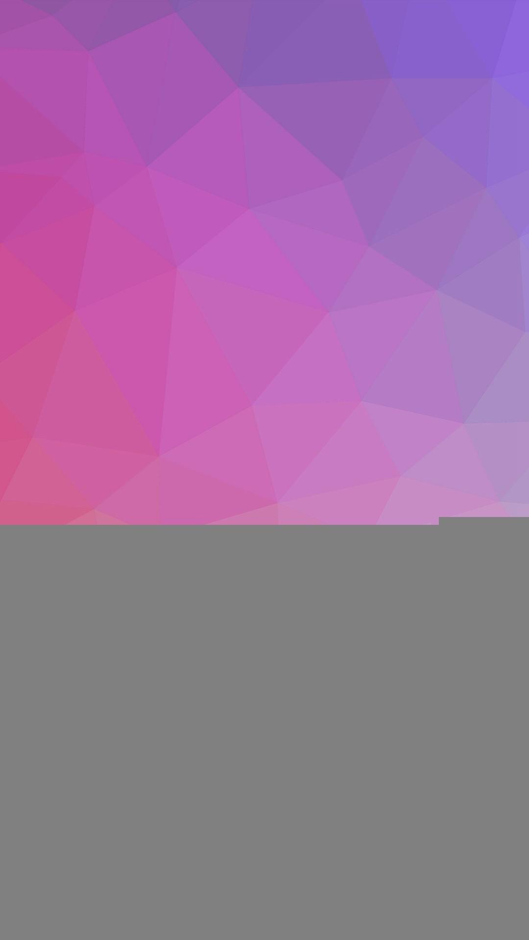Polyart Pastel Pink Yellow Pattern iPhone 7 wallpaper