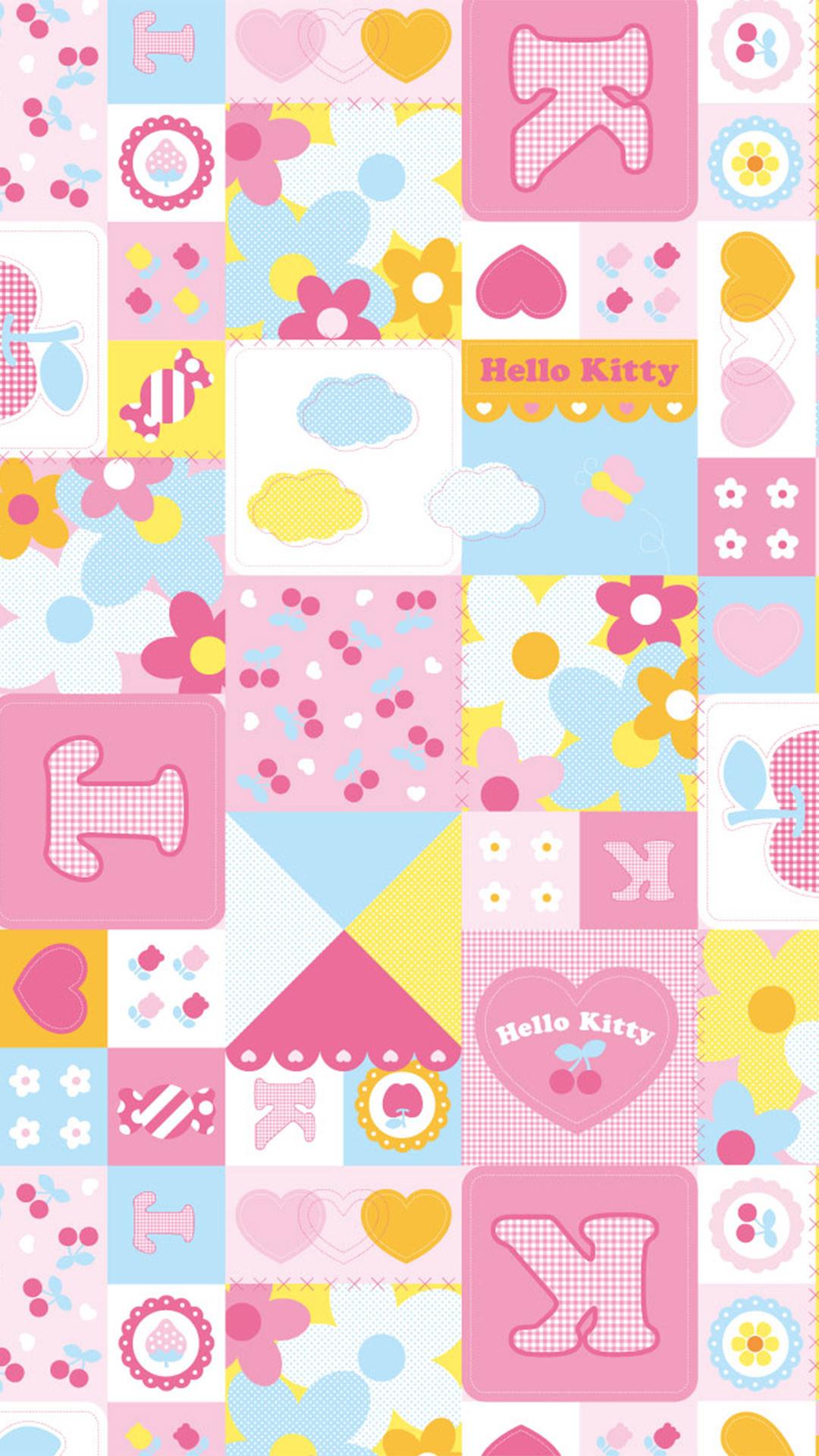 "Girly cute iPhone wallpaper. """