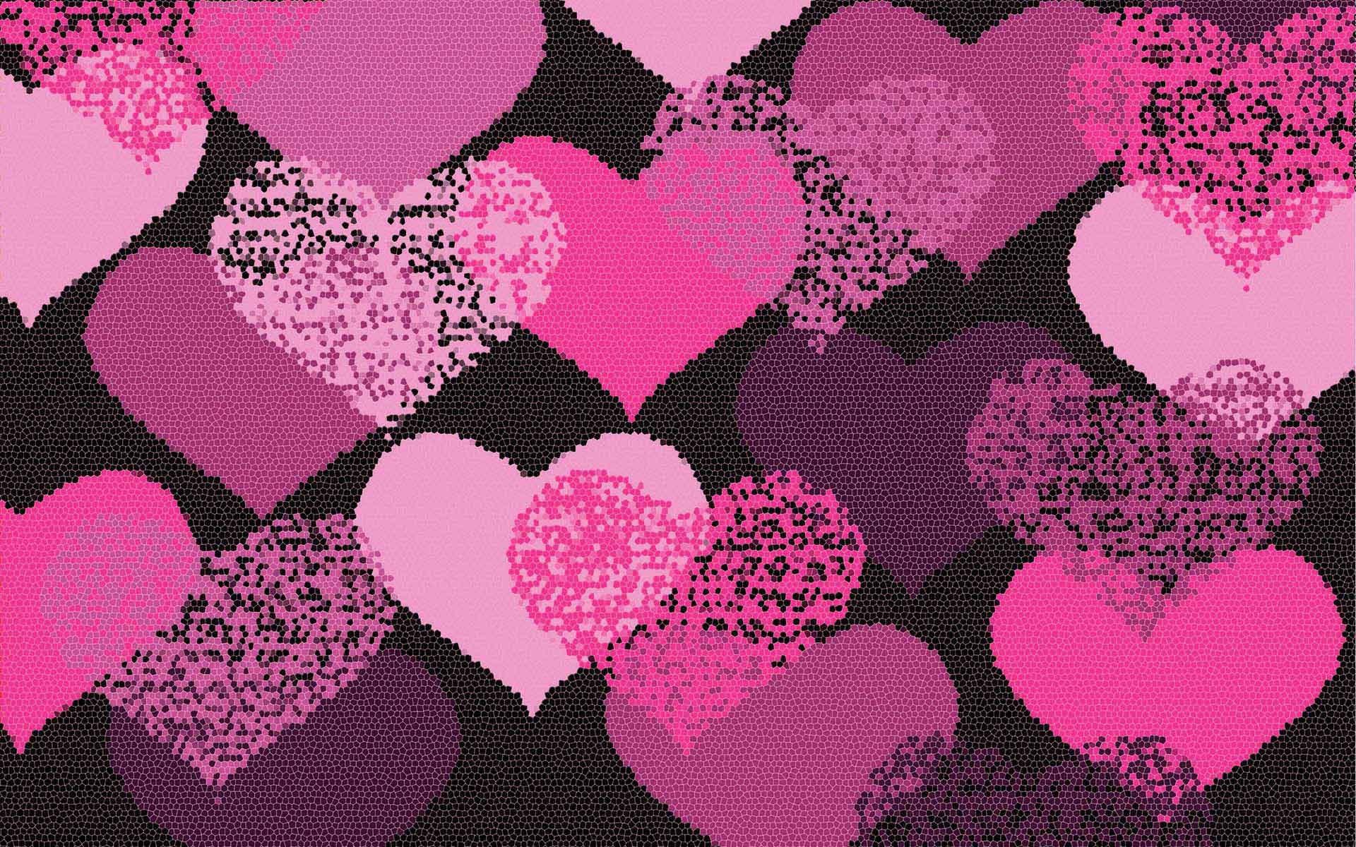 Pink Love Background 28540 Best HD Wallpapers   Wallpaiper.