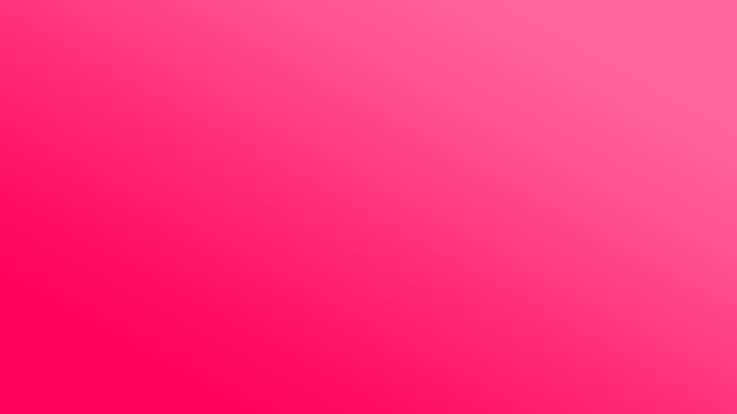 Preview wallpaper pink, solid, color, light, bright 2560×1440