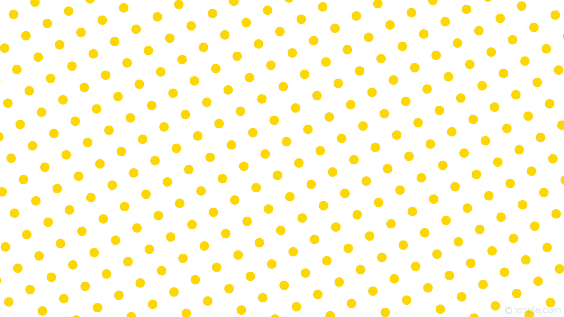 wallpaper white polka dots yellow spots gold #ffffff #ffd700 300° 32px 84px