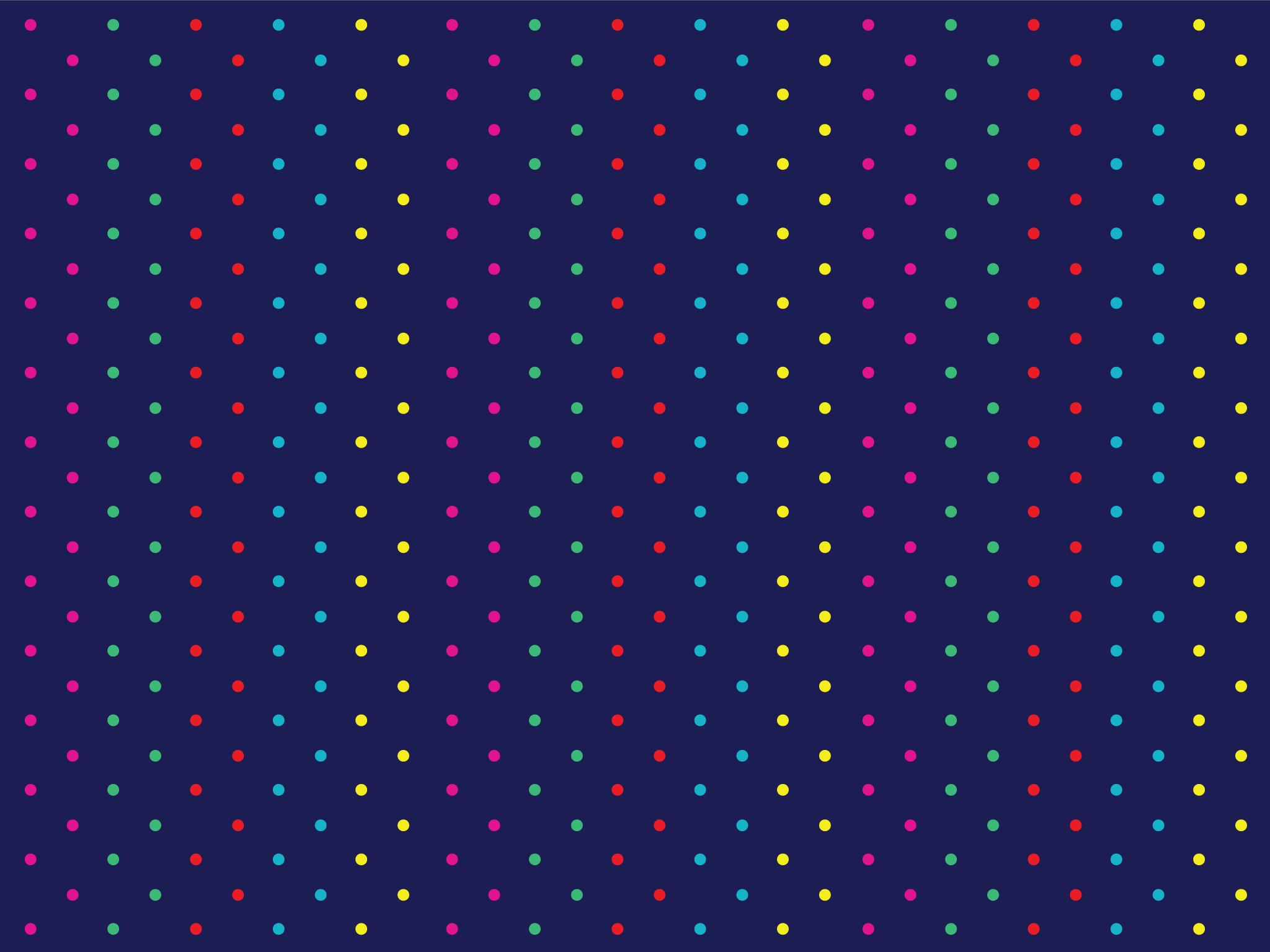 iPad: polka dots, stripes