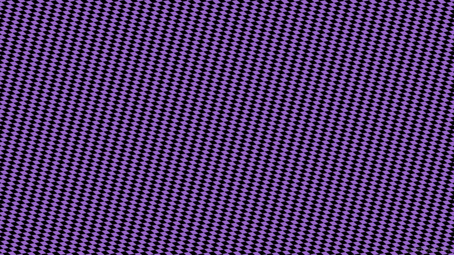 wallpaper lozenge black purple diamond rhombus amethyst #000000 #9966cc  165° 40px 19px