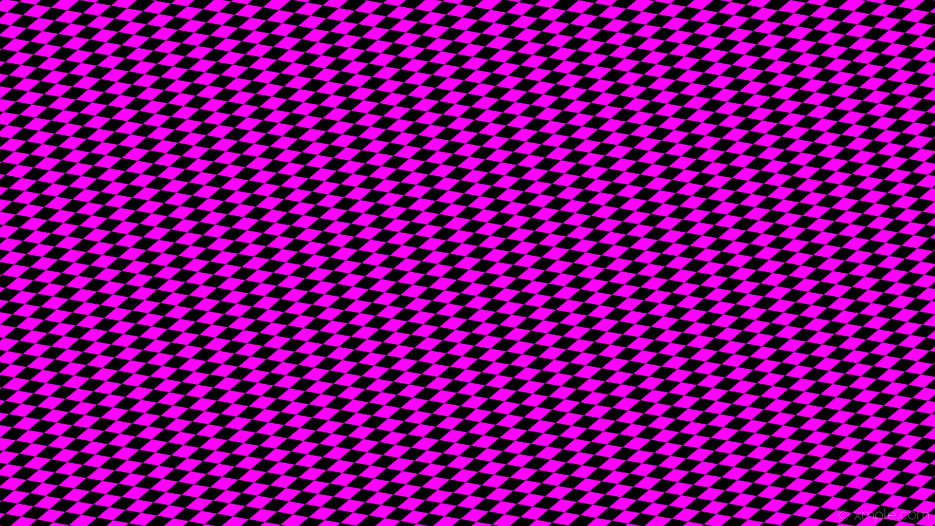 wallpaper purple diamond rhombus black lozenge magenta #ff00ff #000000 15°  60px 28px