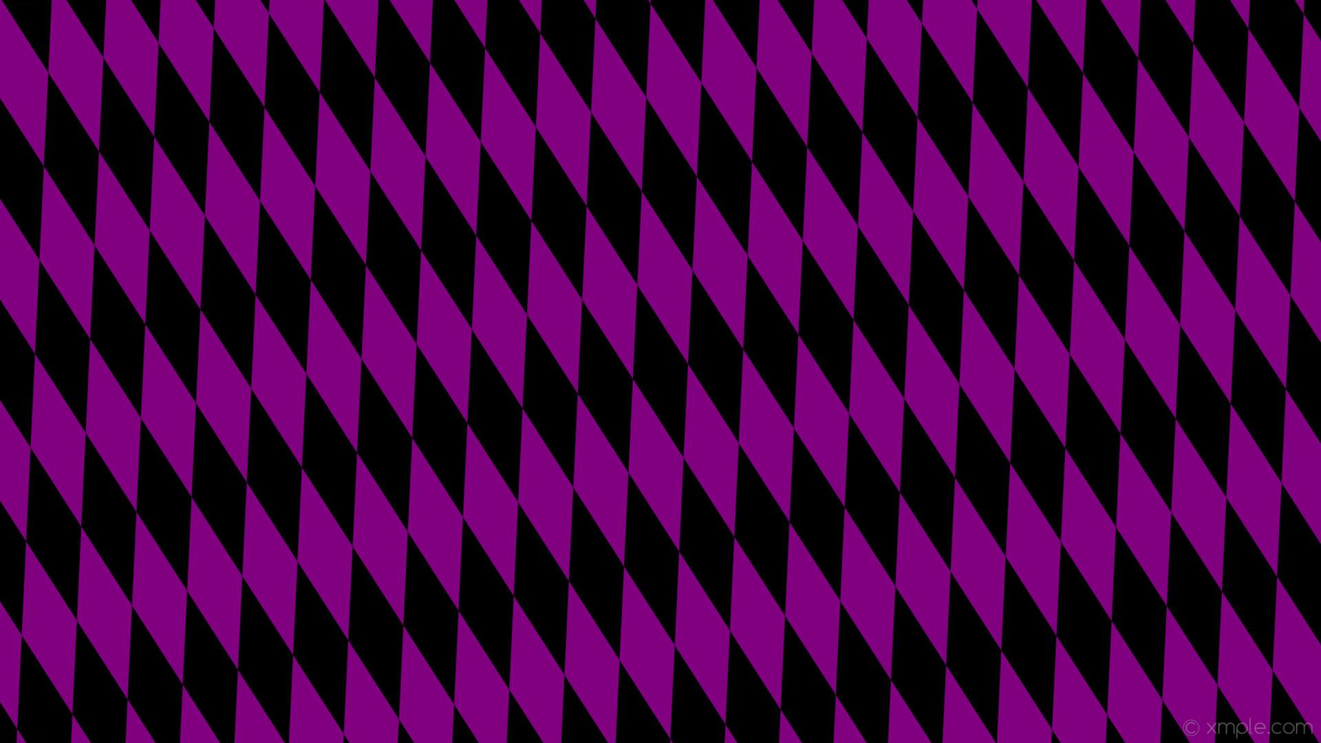 wallpaper lozenge black purple diamond rhombus #000000 #800080 105° 260px  83px