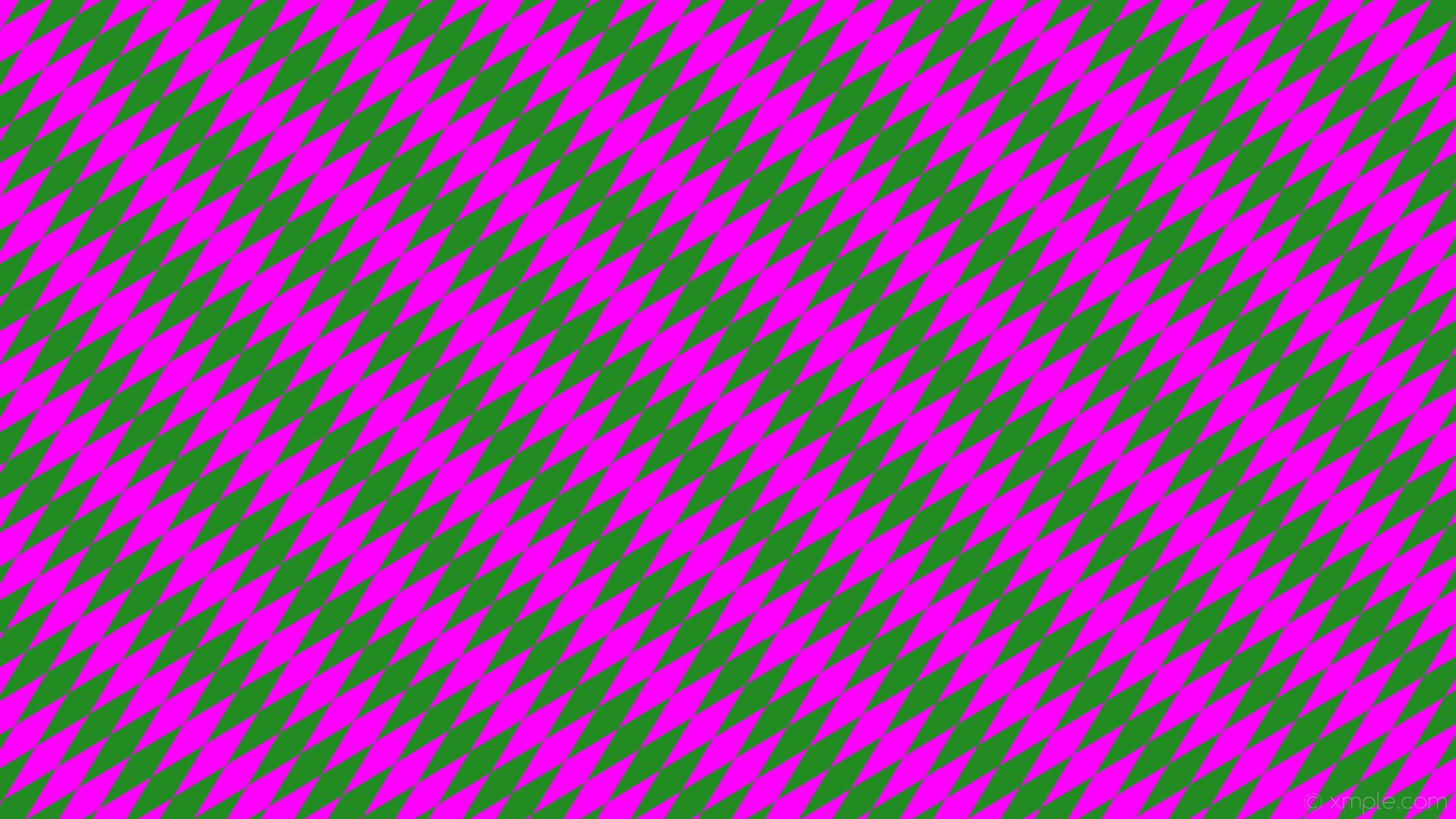 wallpaper rhombus purple diamond lozenge green magenta forest green #ff00ff  #228b22 45° 160px