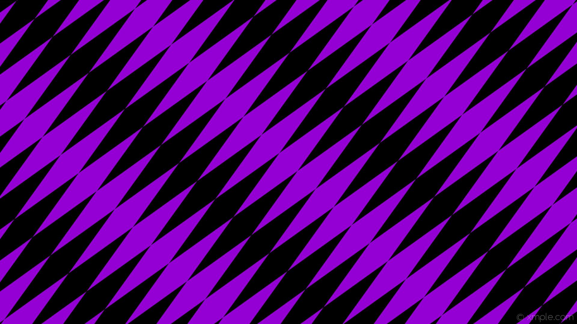 wallpaper rhombus black purple diamond lozenge dark violet #9400d3 #000000  45° 520px 85px