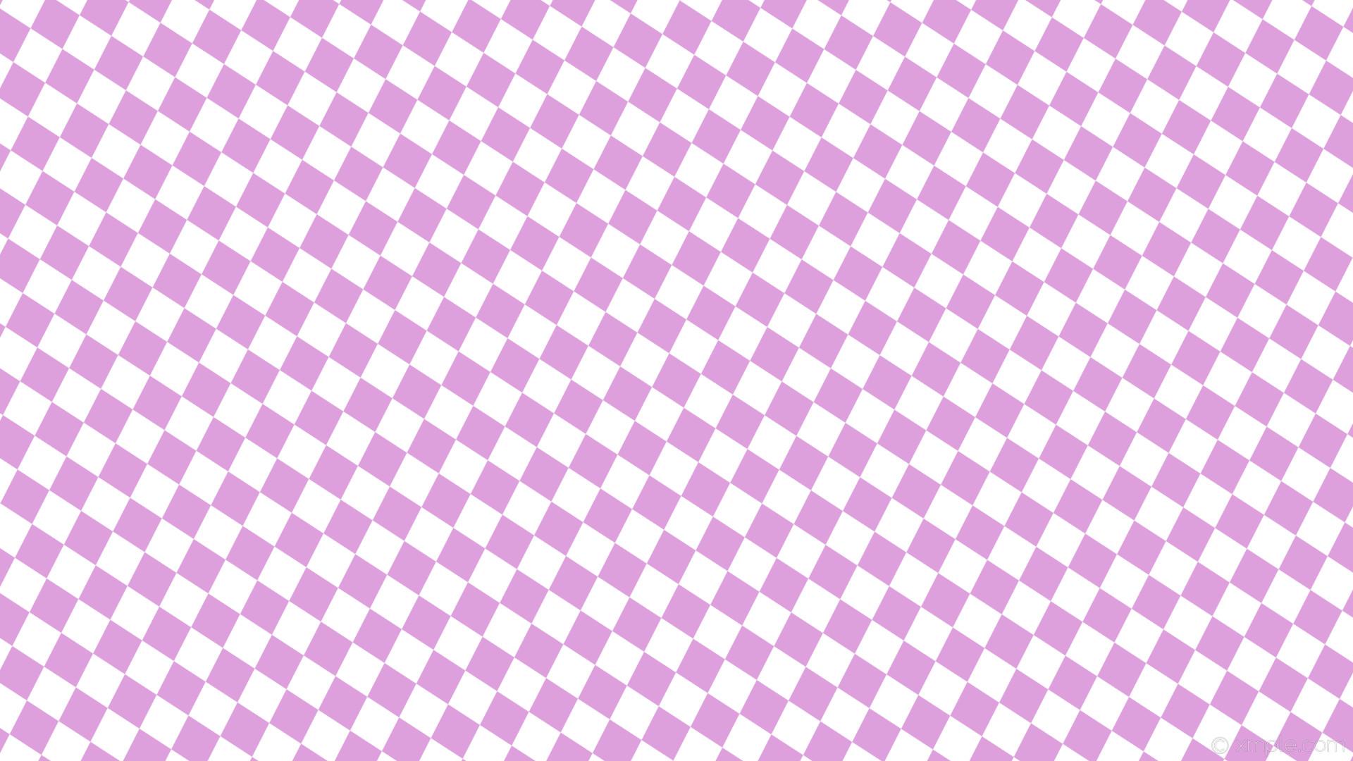 wallpaper white rhombus lozenge purple diamond plum #dda0dd #ffffff 105°  80px 72px