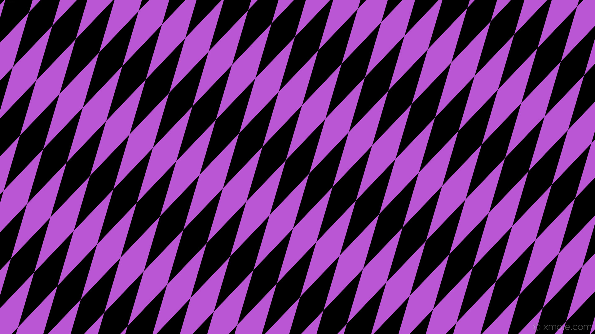 wallpaper rhombus black purple diamond lozenge medium orchid #000000  #ba55d3 60° 360px 87px