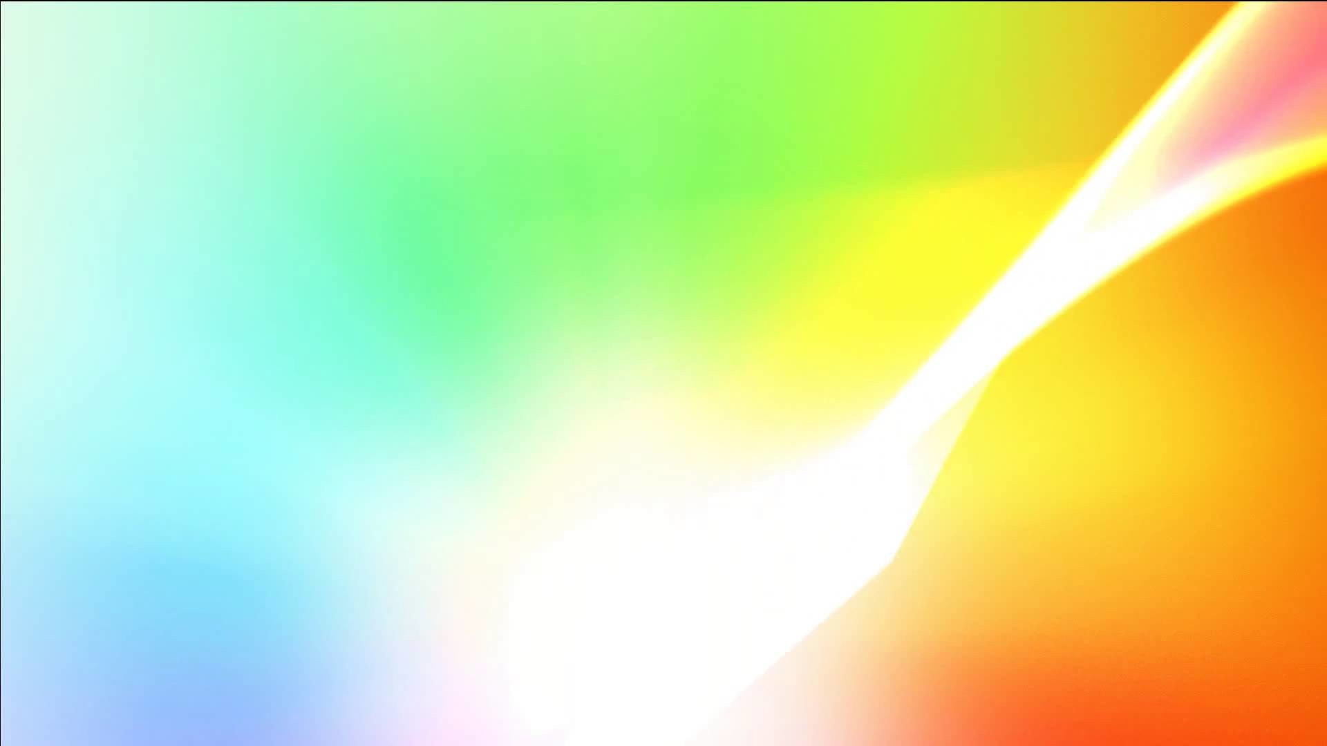 Abstract Lights on color background video