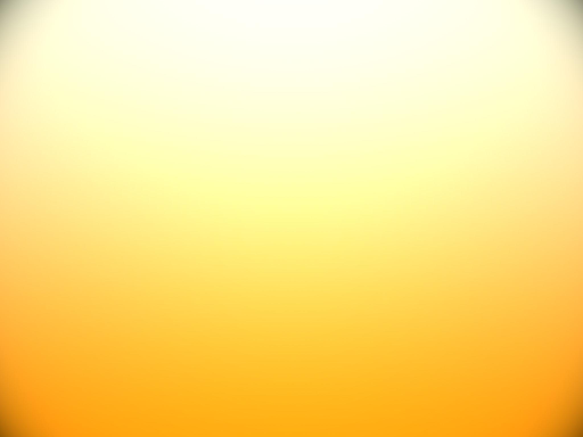 Orange Light Background
