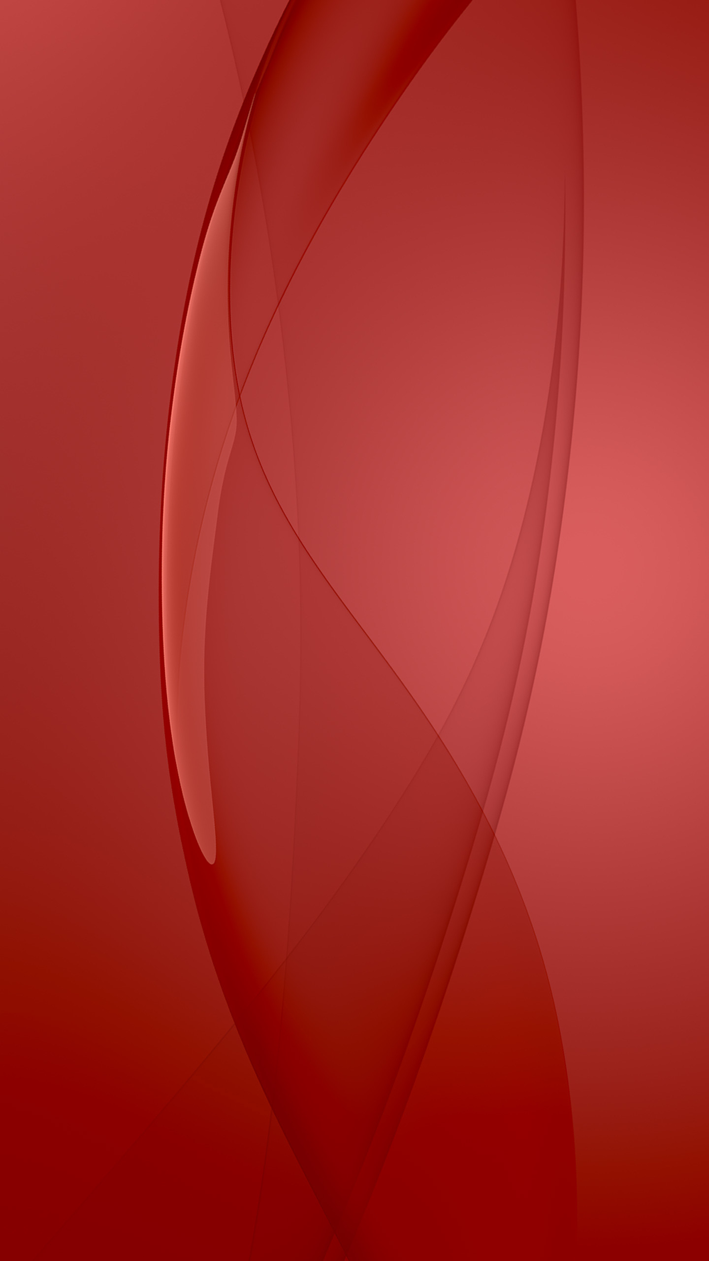 Exquisite red abstract Galaxy S6 Wallpaper
