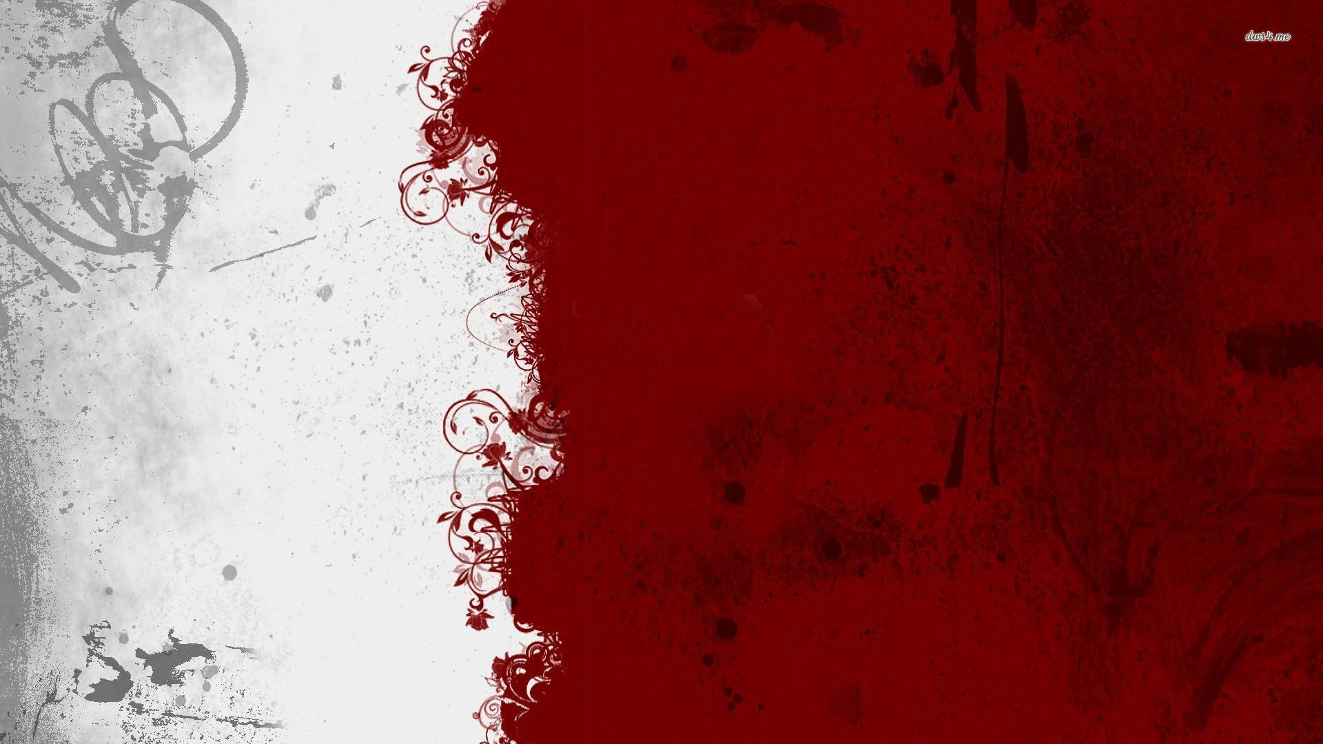 red and white background 2015 – Grasscloth Wallpaper