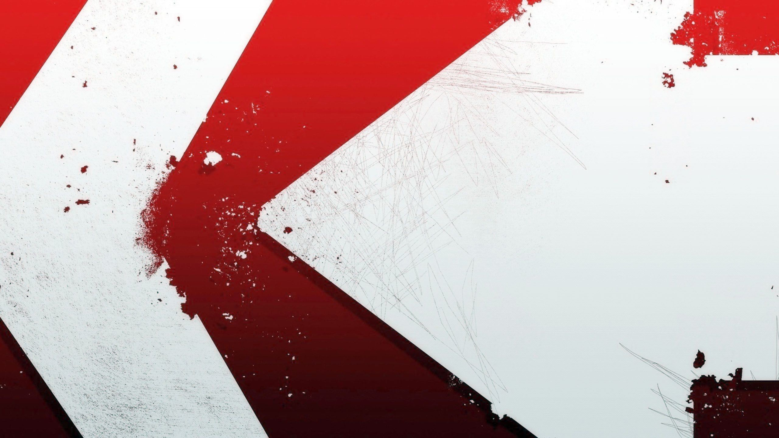 White Red Abstract Wallpaper hd images