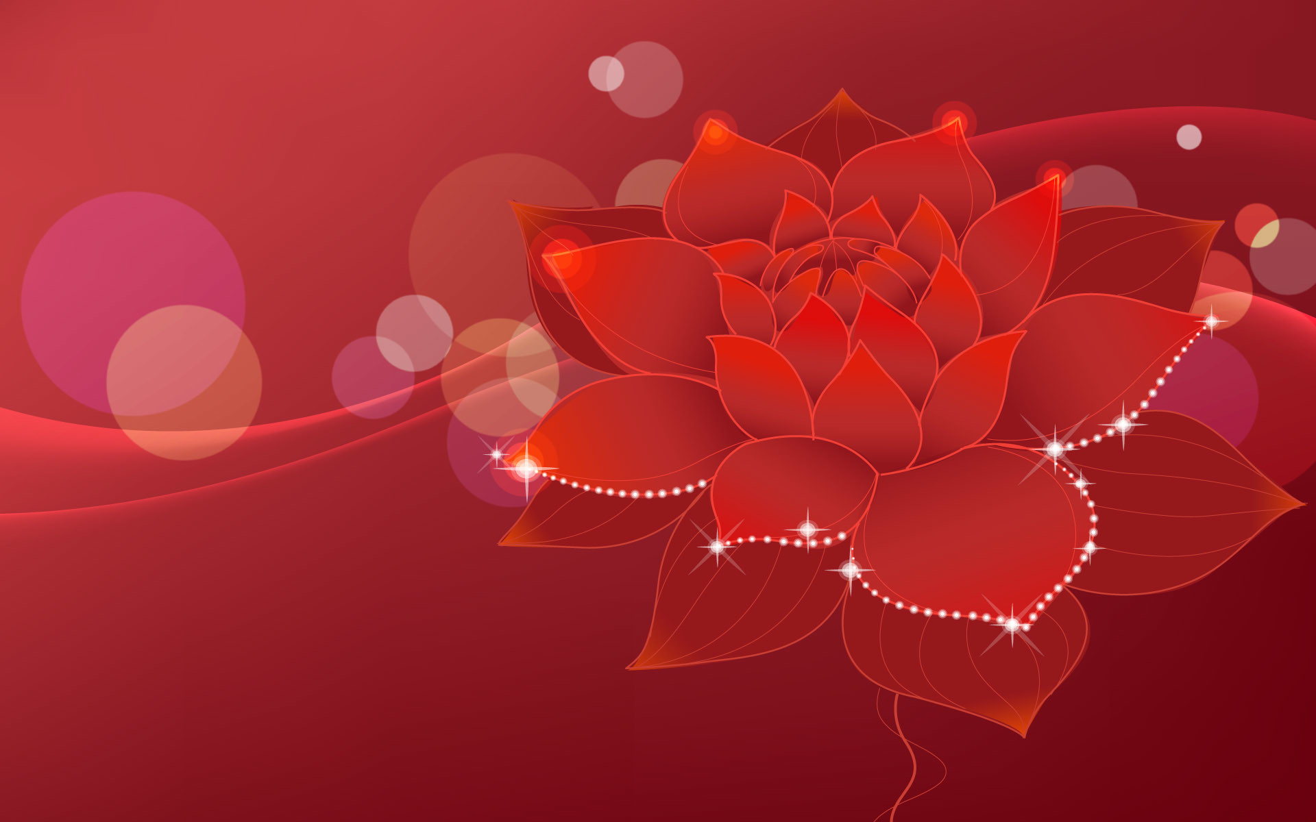 png frames wallpapers designs: Collection of Abstract Flowers Design  Wallpapers