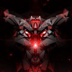 Dark Red Wallpaper HD