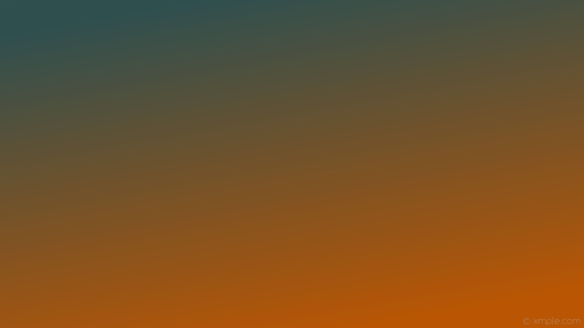 wallpaper orange grey gradient linear dark slate gray #ba5603 #2f4f4f 300°