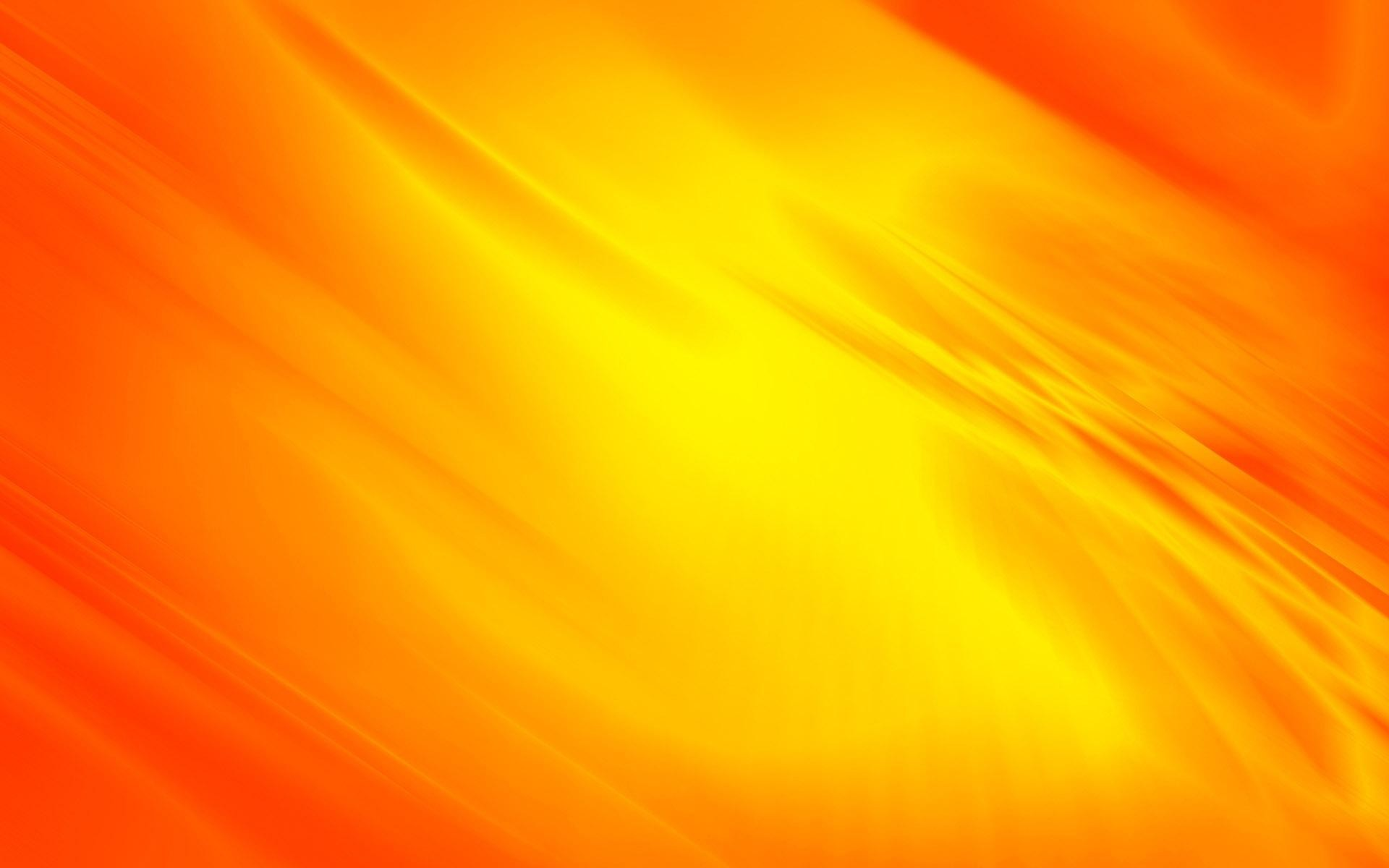 Yellow orange flowing curves – (#109115) – High Quality and Resolution .