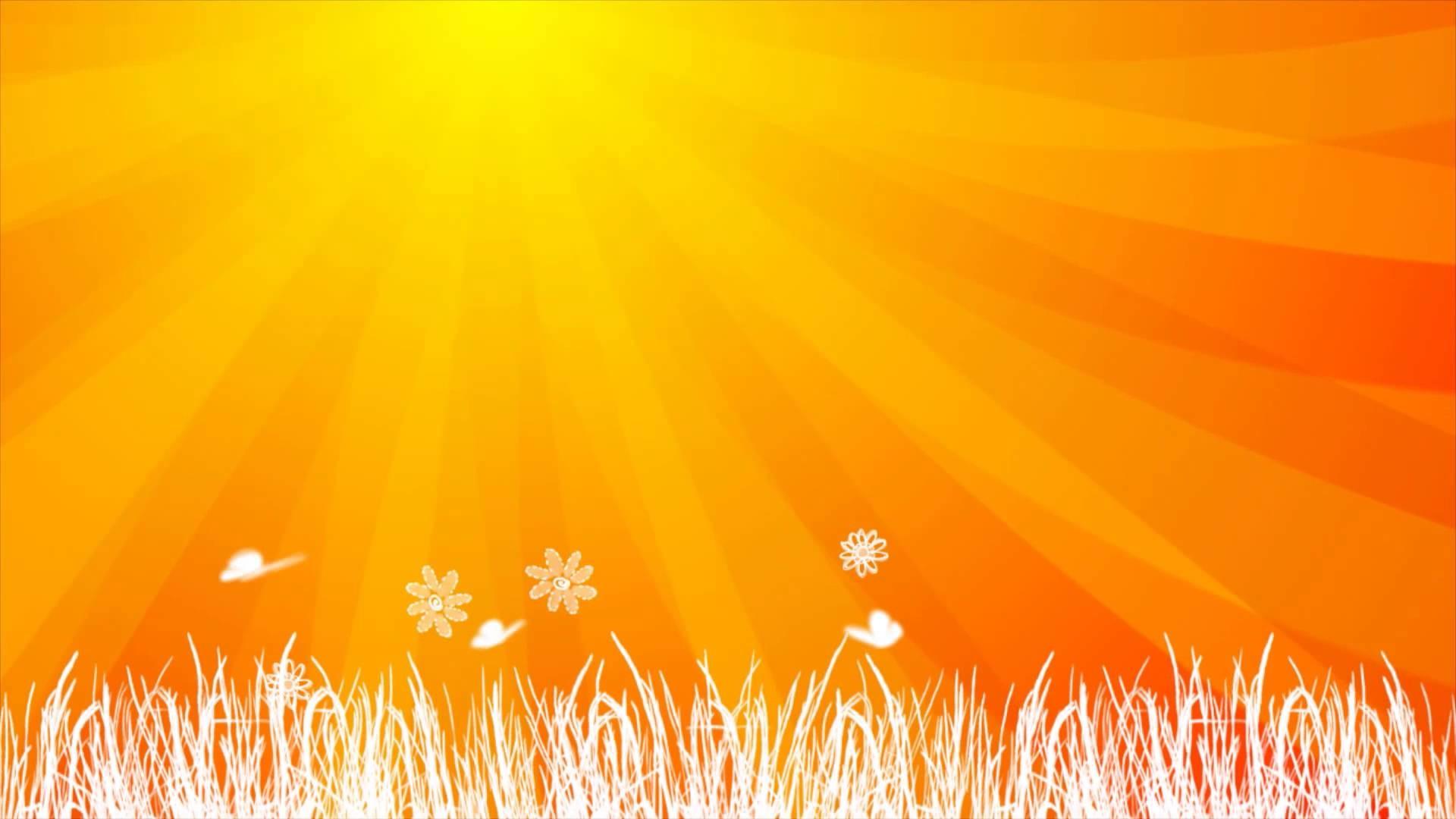 Orange And Yellow Wallpaper Desktop