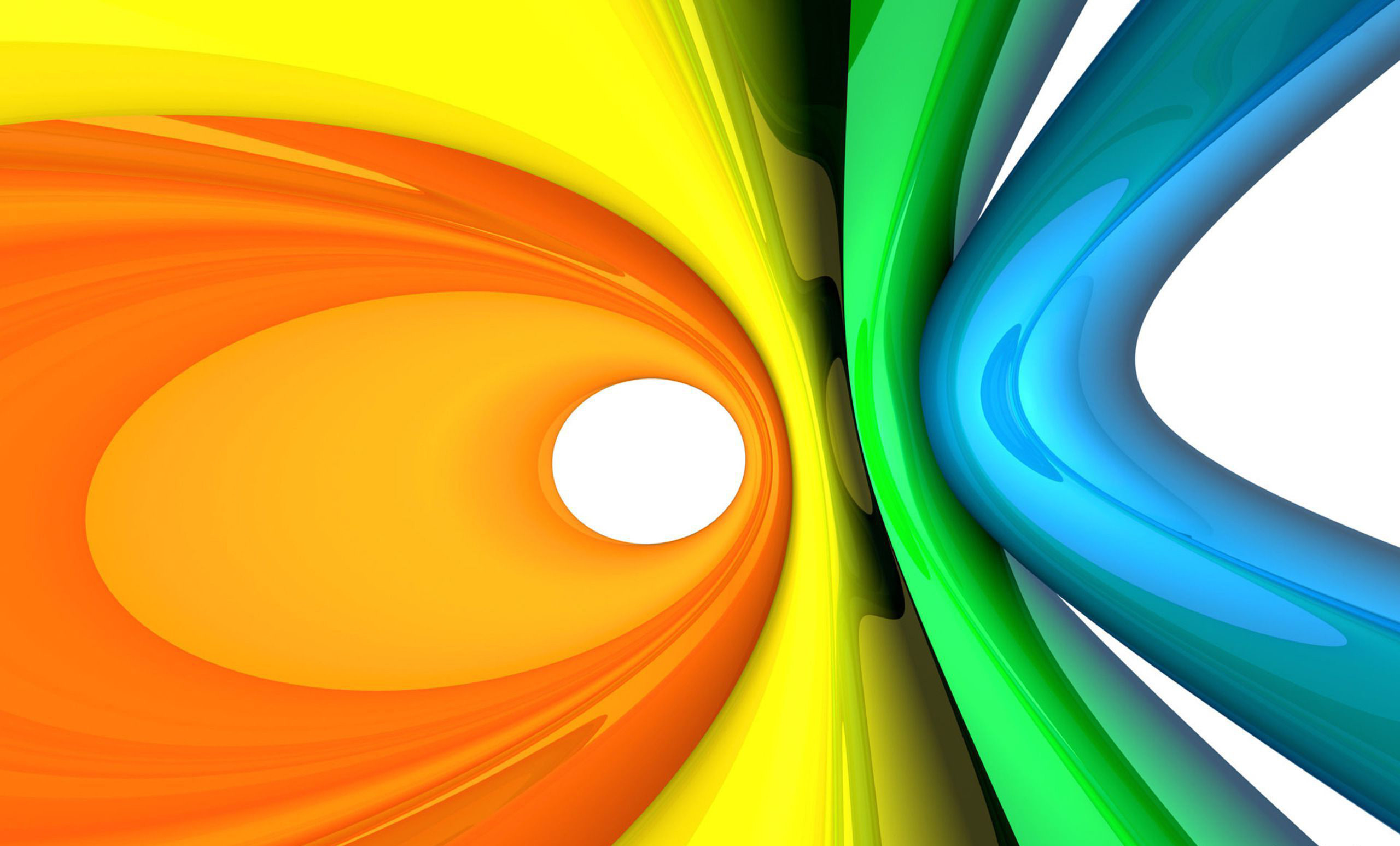 Blue And Yellow Backgrounds HD Free Download.