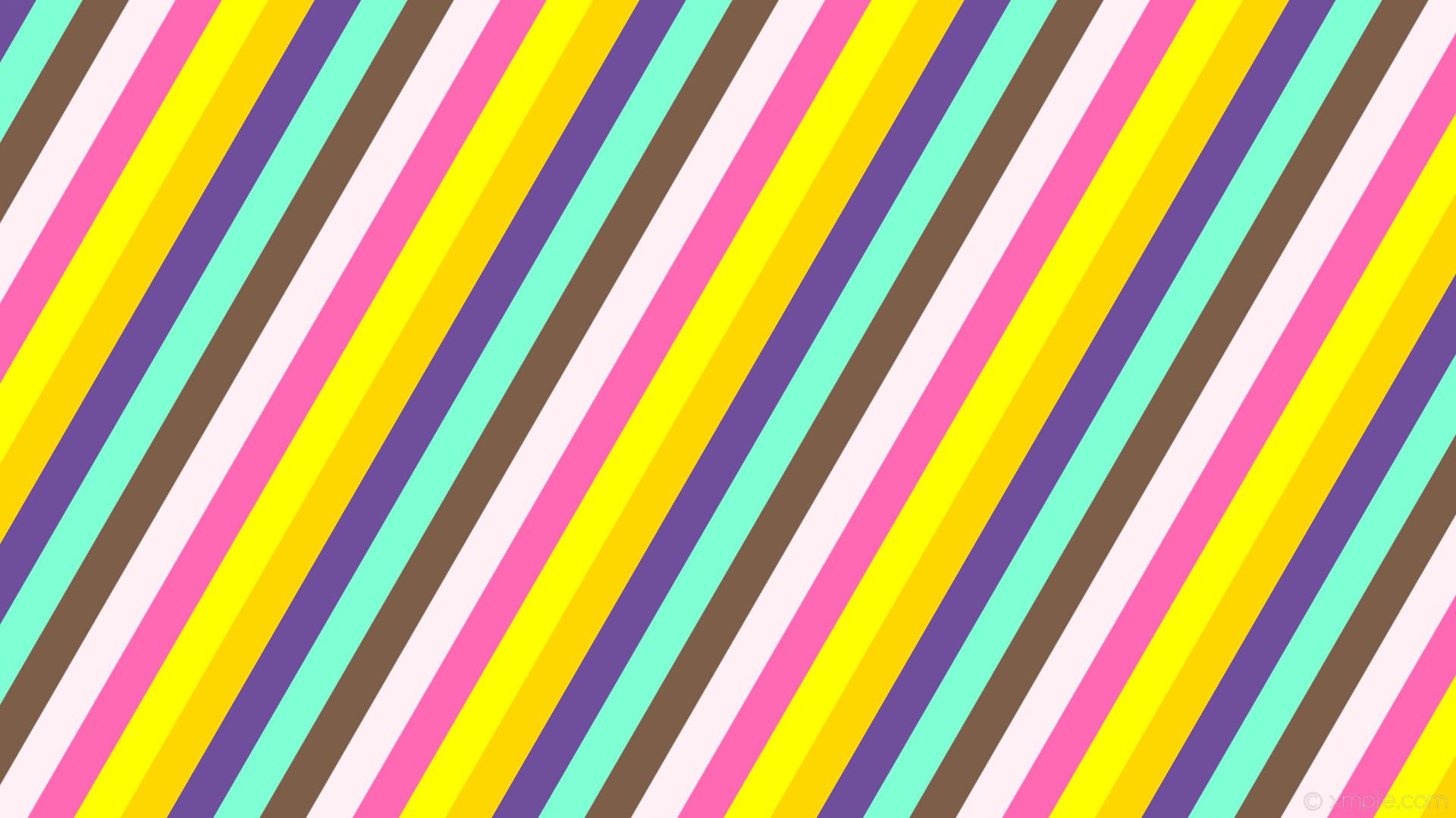 wallpaper blue orange pink white stripes streaks yellow lines violet gold  hot pink lavender blush aquamarine