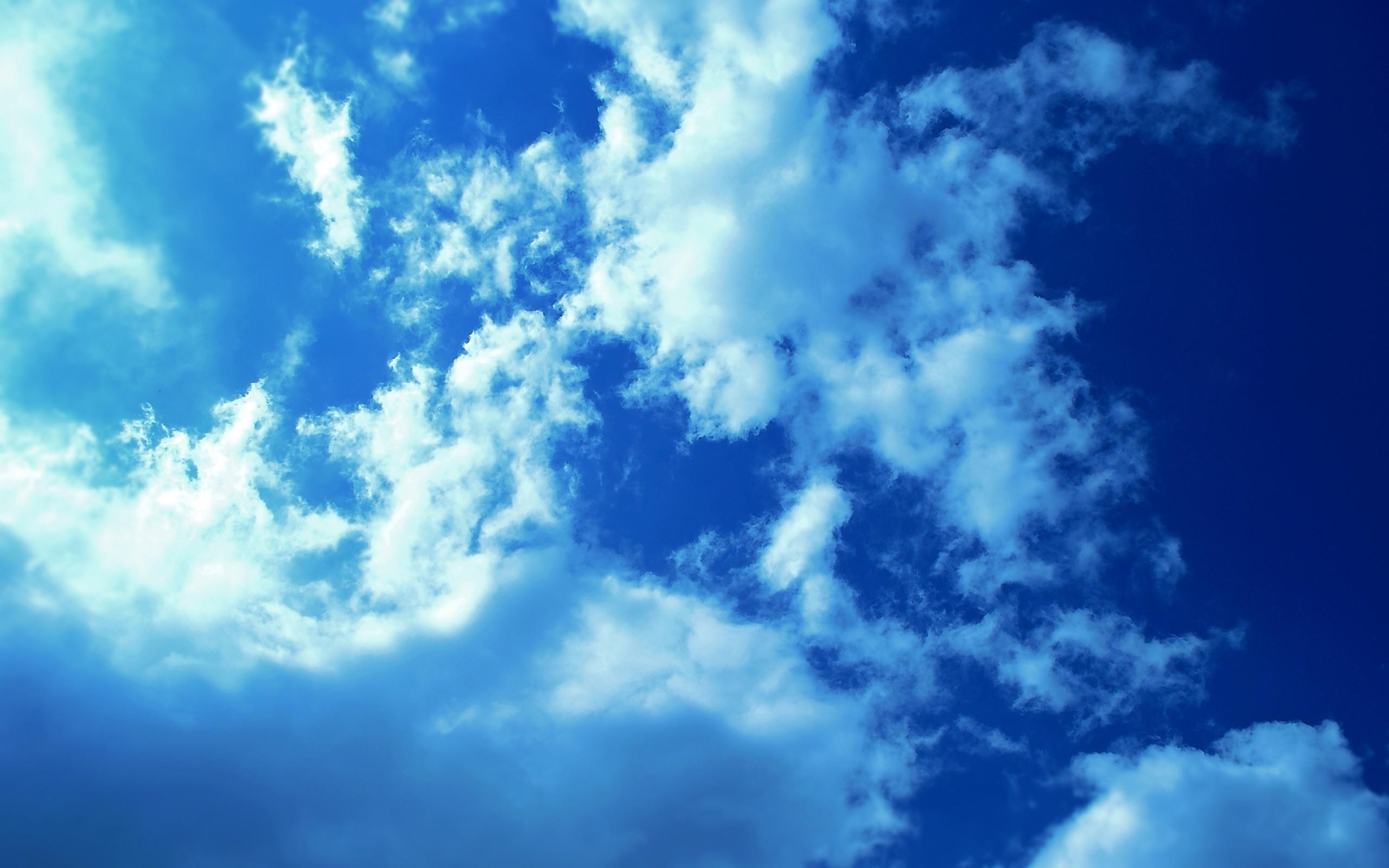 Blue Clouds Wallpaper – WallpaperSafari