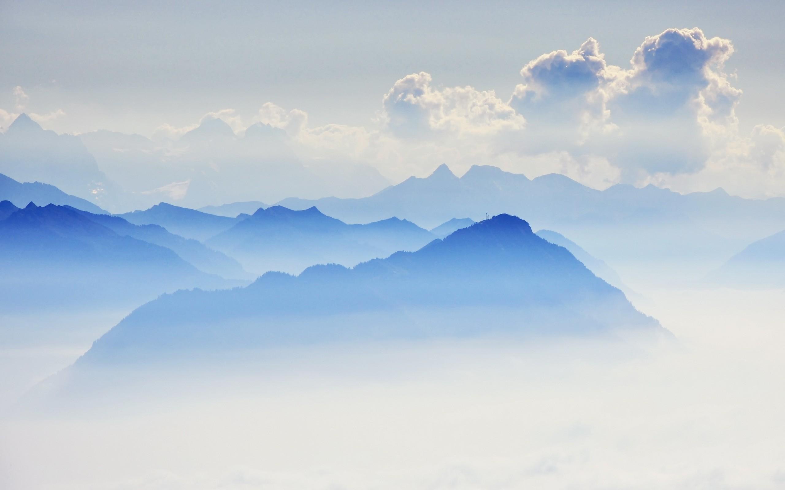 wallpaper clouds · blue
