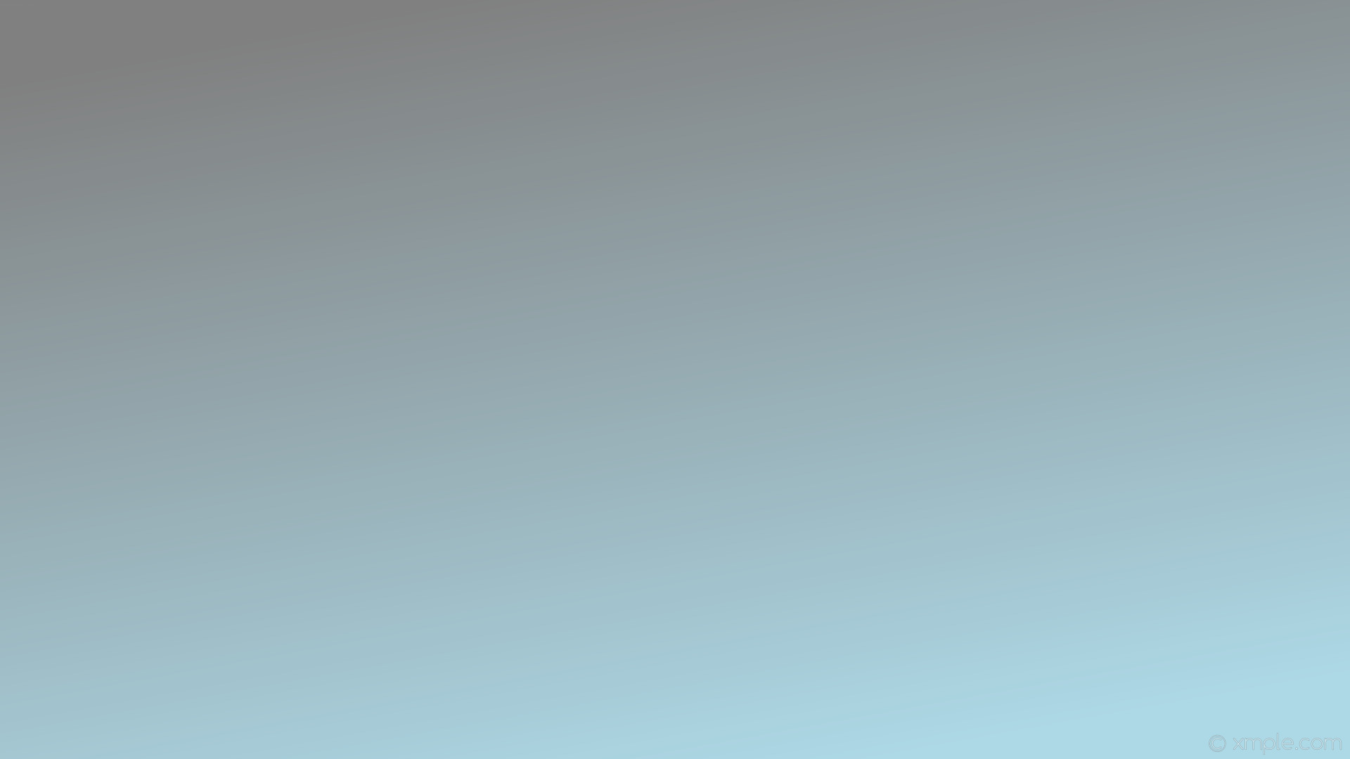 wallpaper grey blue gradient linear light blue gray #add8e6 #808080 300°