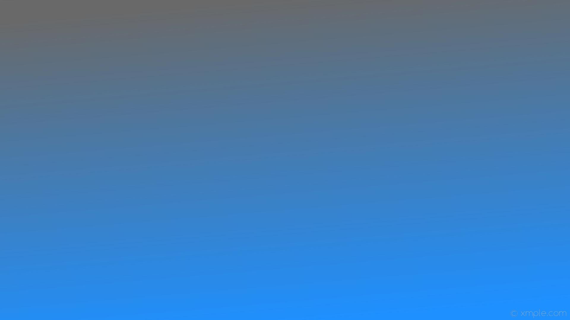 wallpaper blue grey gradient linear dodger blue dim gray #1e90ff #696969  285°