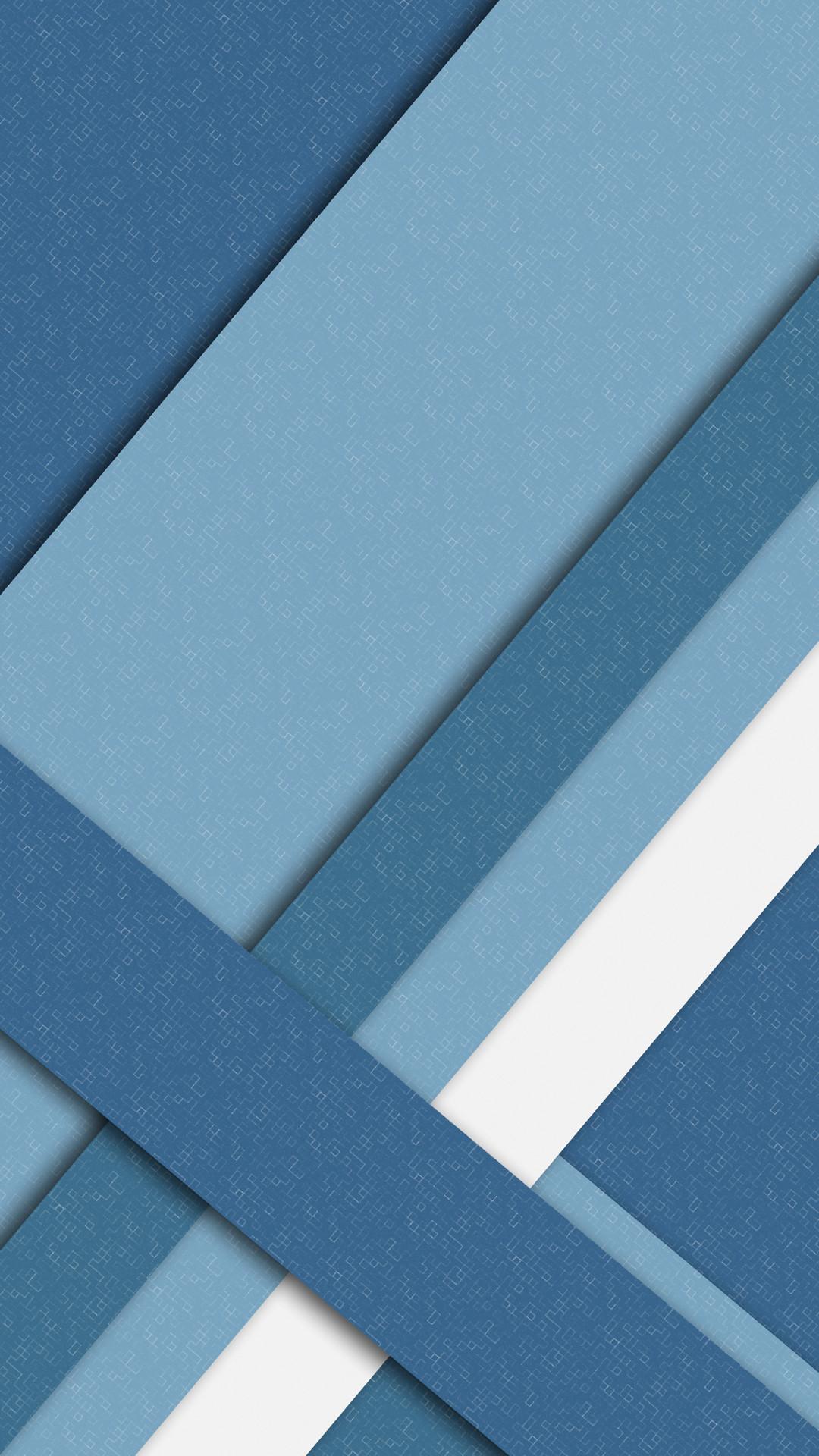 Material Design Mobile HD Wallpaper14 – Vactual Papers · Blue  WallpapersWallpaper …