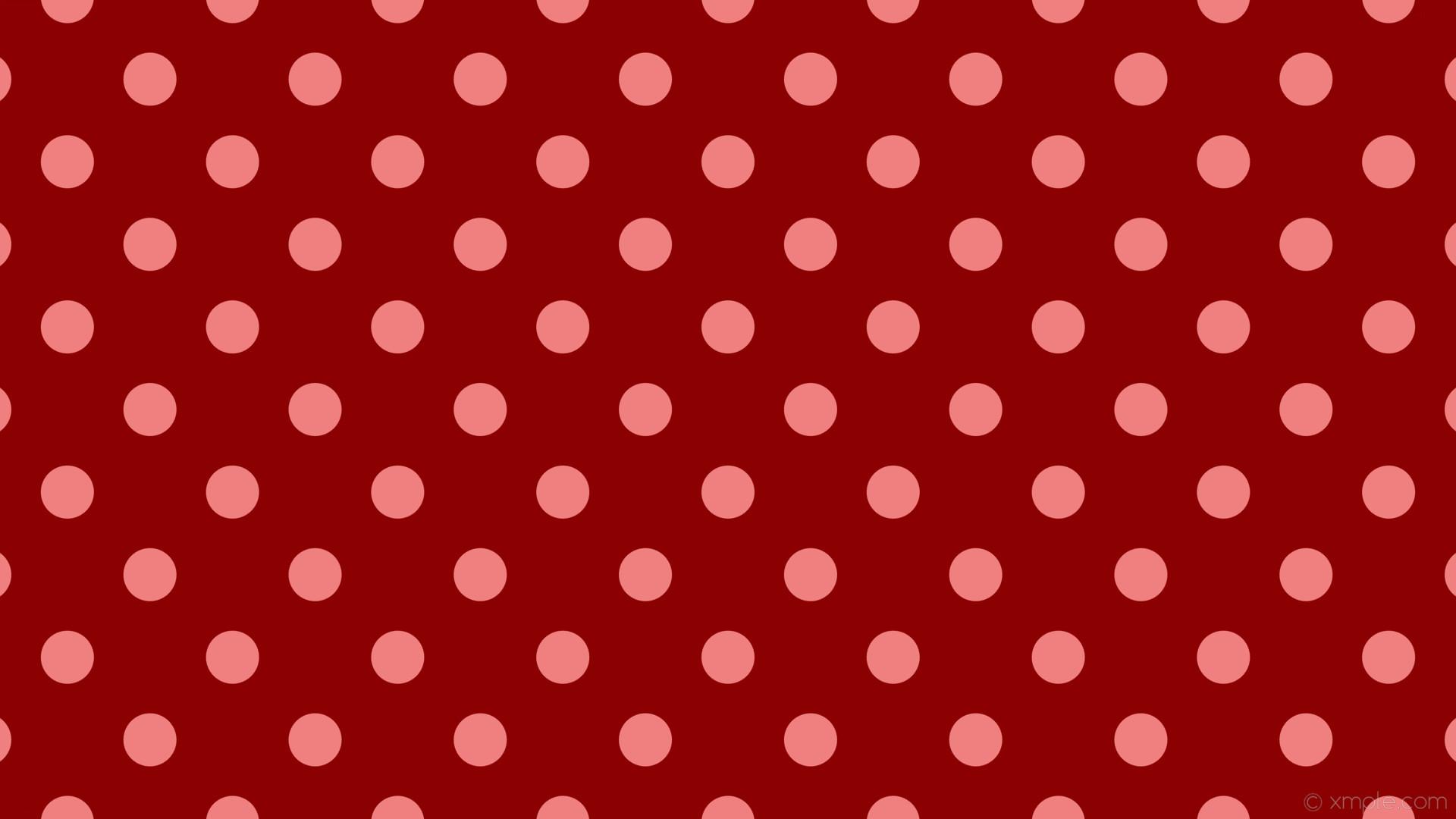 wallpaper polka dots spots red dark red light coral #8b0000 #f08080 135°  70px