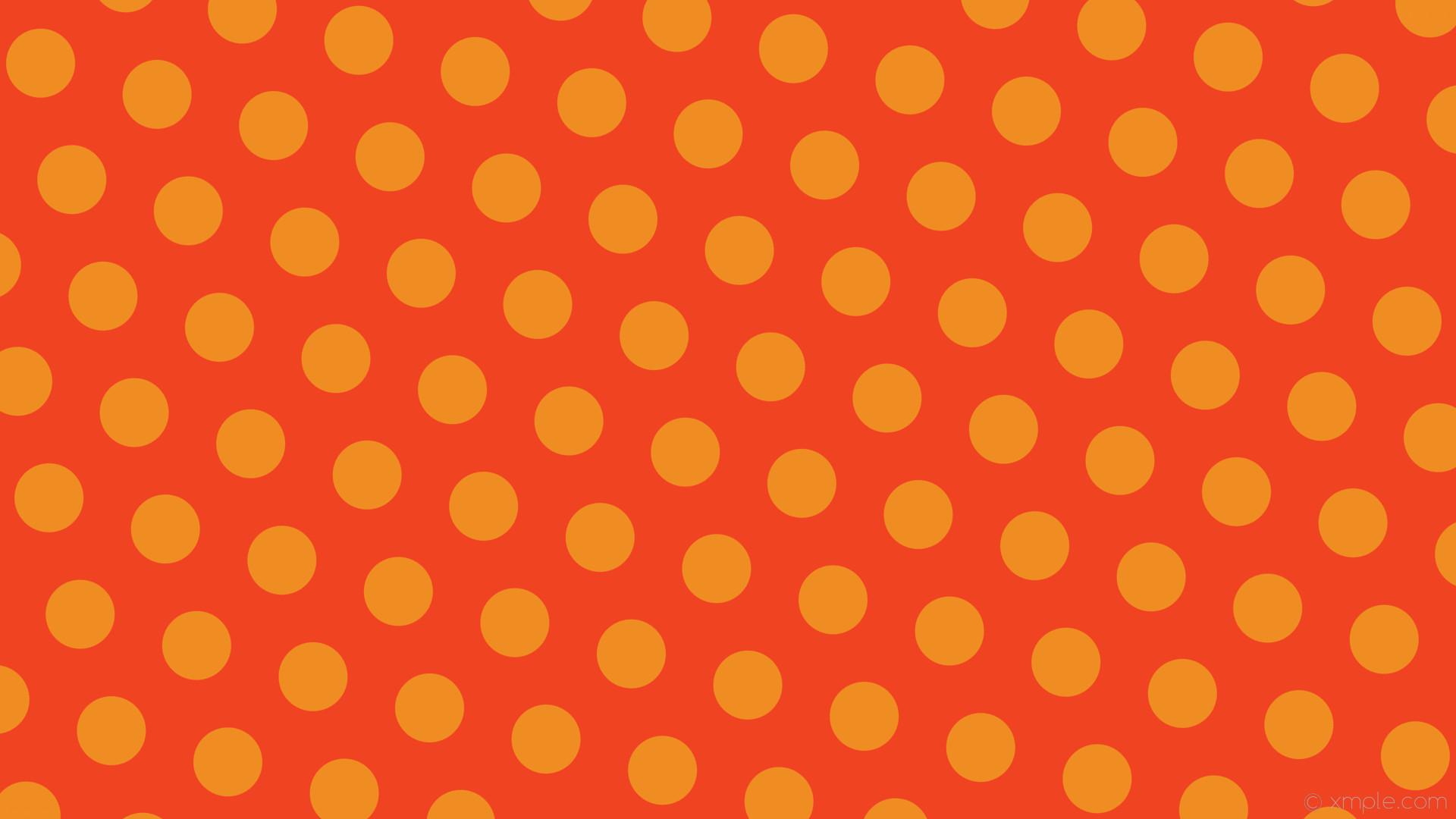wallpaper hexagon red polka dots orange #f04322 #f08d22 diagonal 45° 91px  159px