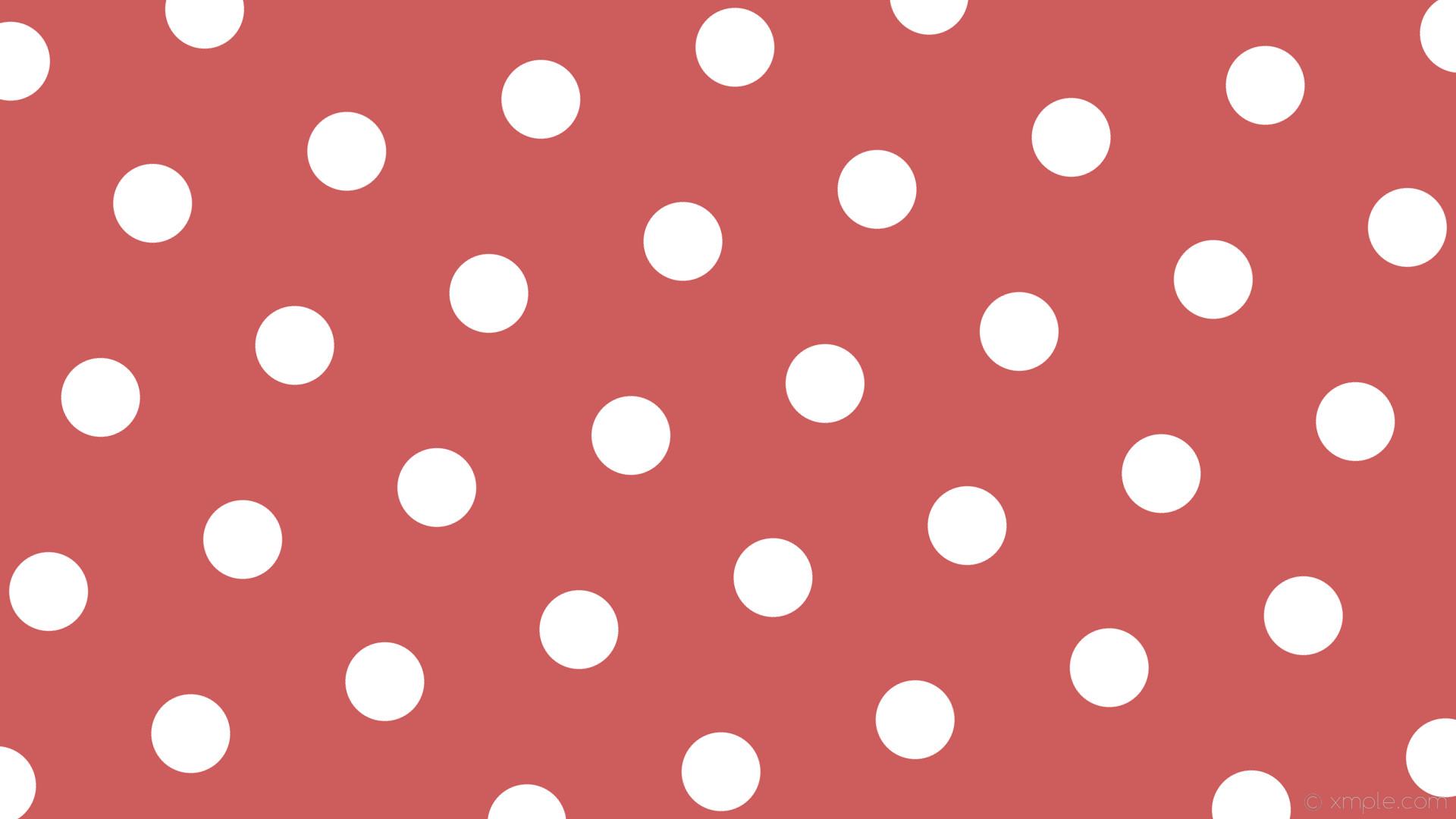 wallpaper polka dots red hexagon white indian red #cd5c5c #ffffff diagonal  15° 104px