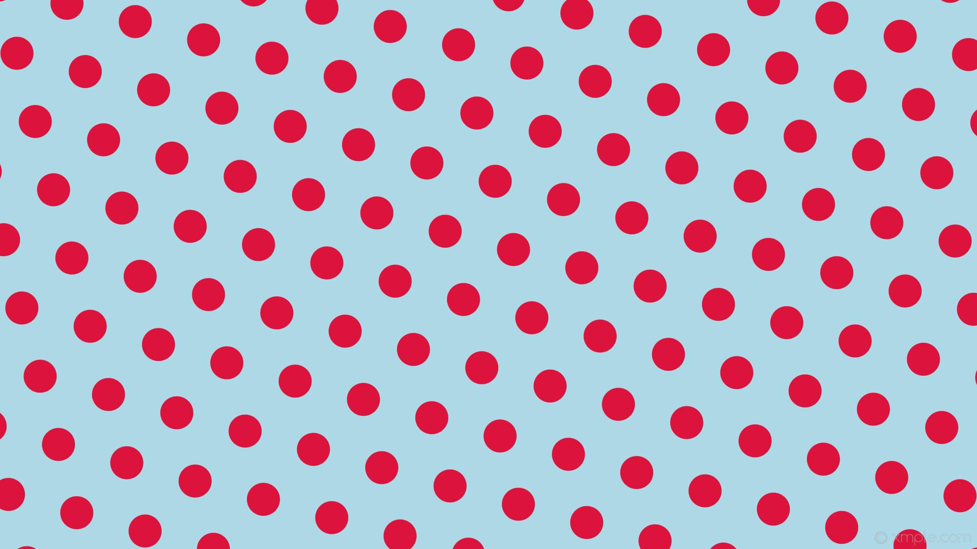 wallpaper red blue hexagon polka dots light blue crimson #add8e6 #dc143c  diagonal 45°
